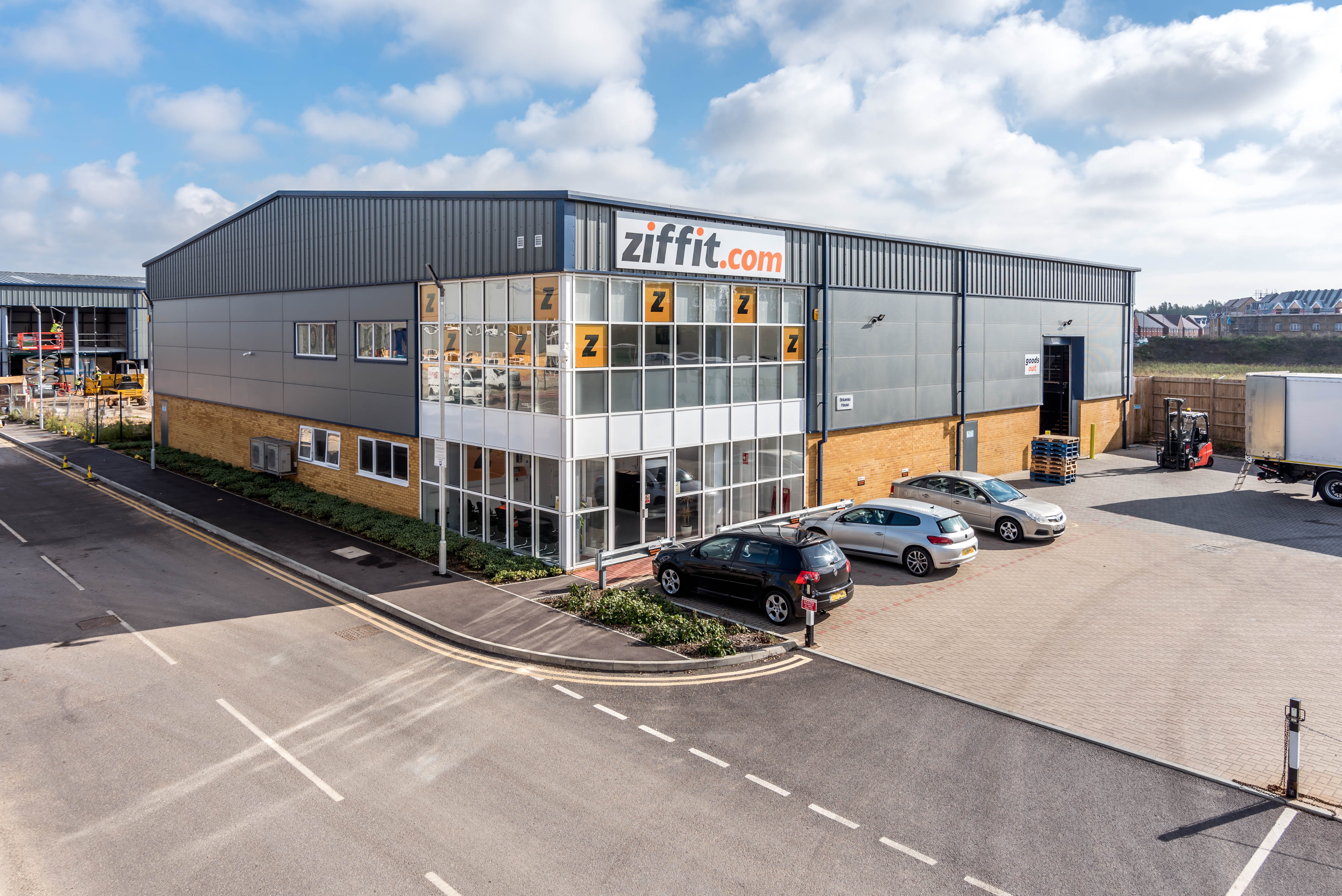 News Feature in the Observer 'Chichester Sees Unprecedented Industrial and Warehouse Development'