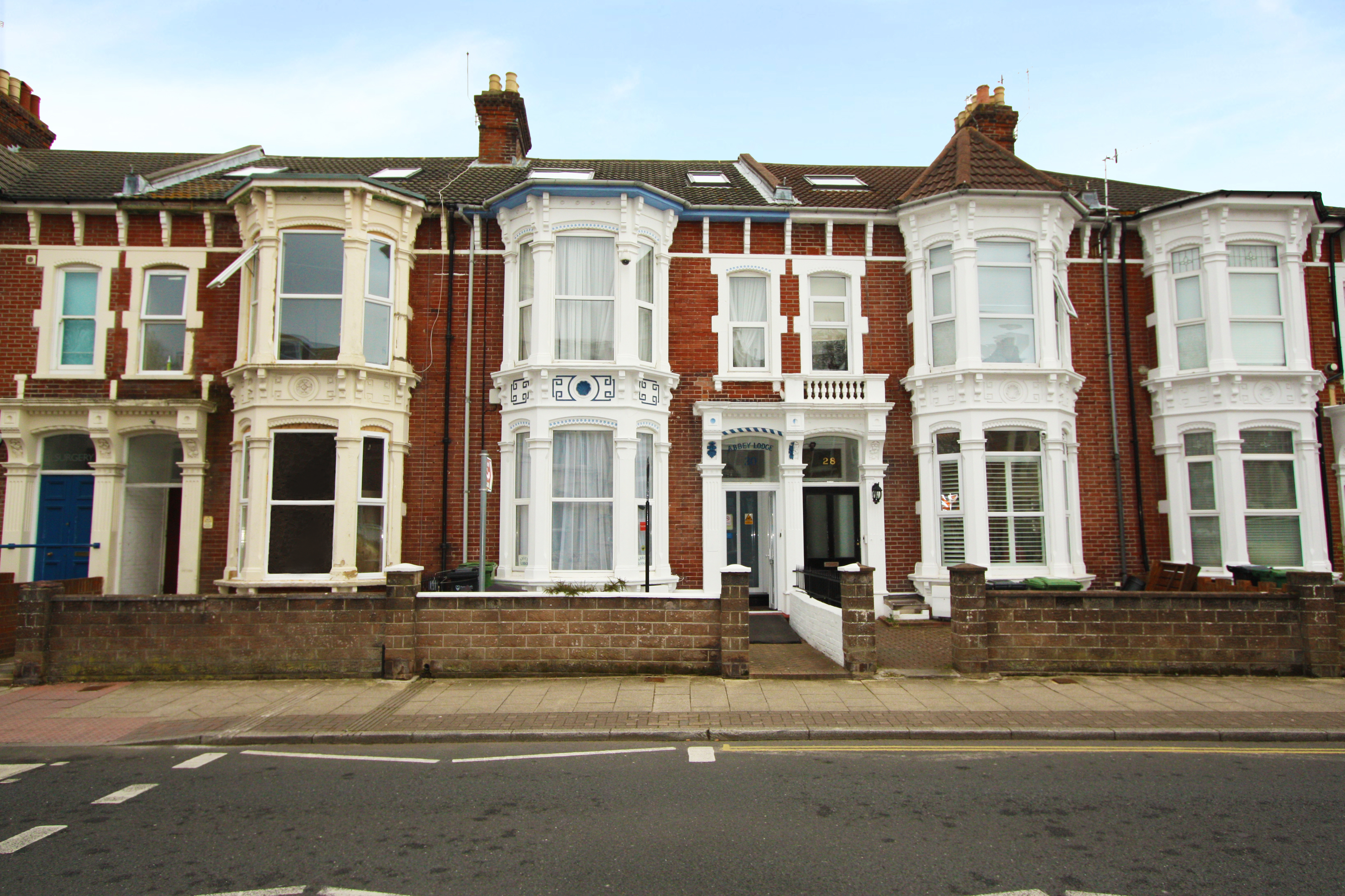 Abbey Lodge Guest House, 30 Waverley Road, Southsea