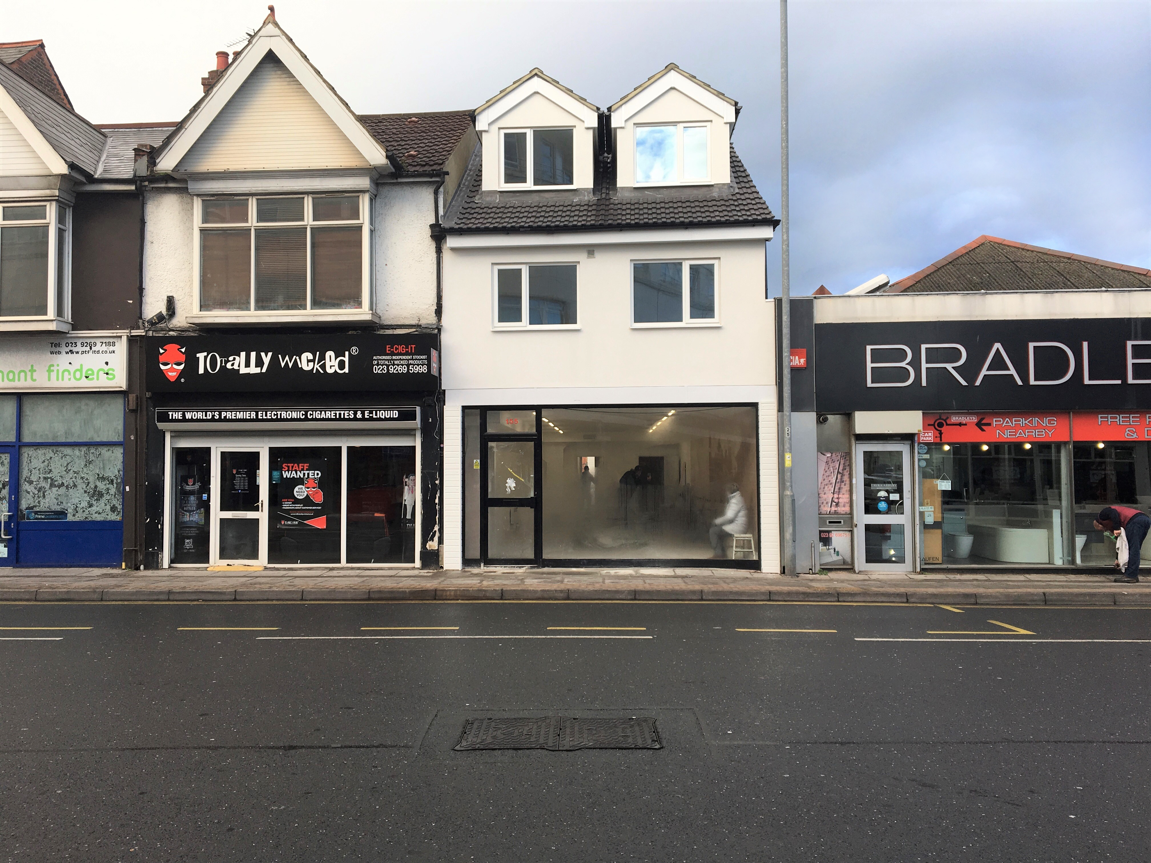 New Letting Completed - 155 London Road, Portsmouth