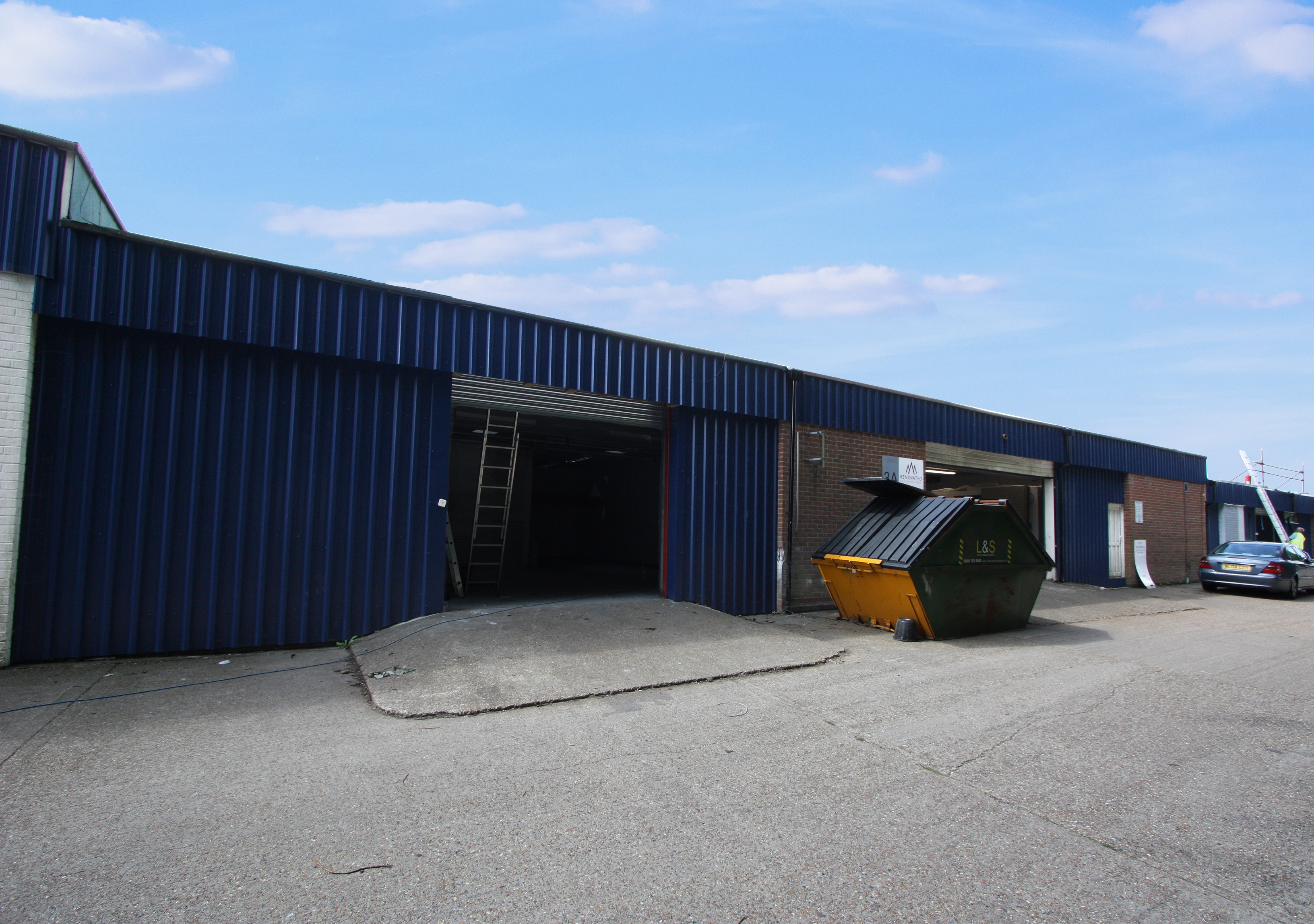 New Letting Completed - Unit 2A, The Skill Centre, Limberline Spur, Portsmouth