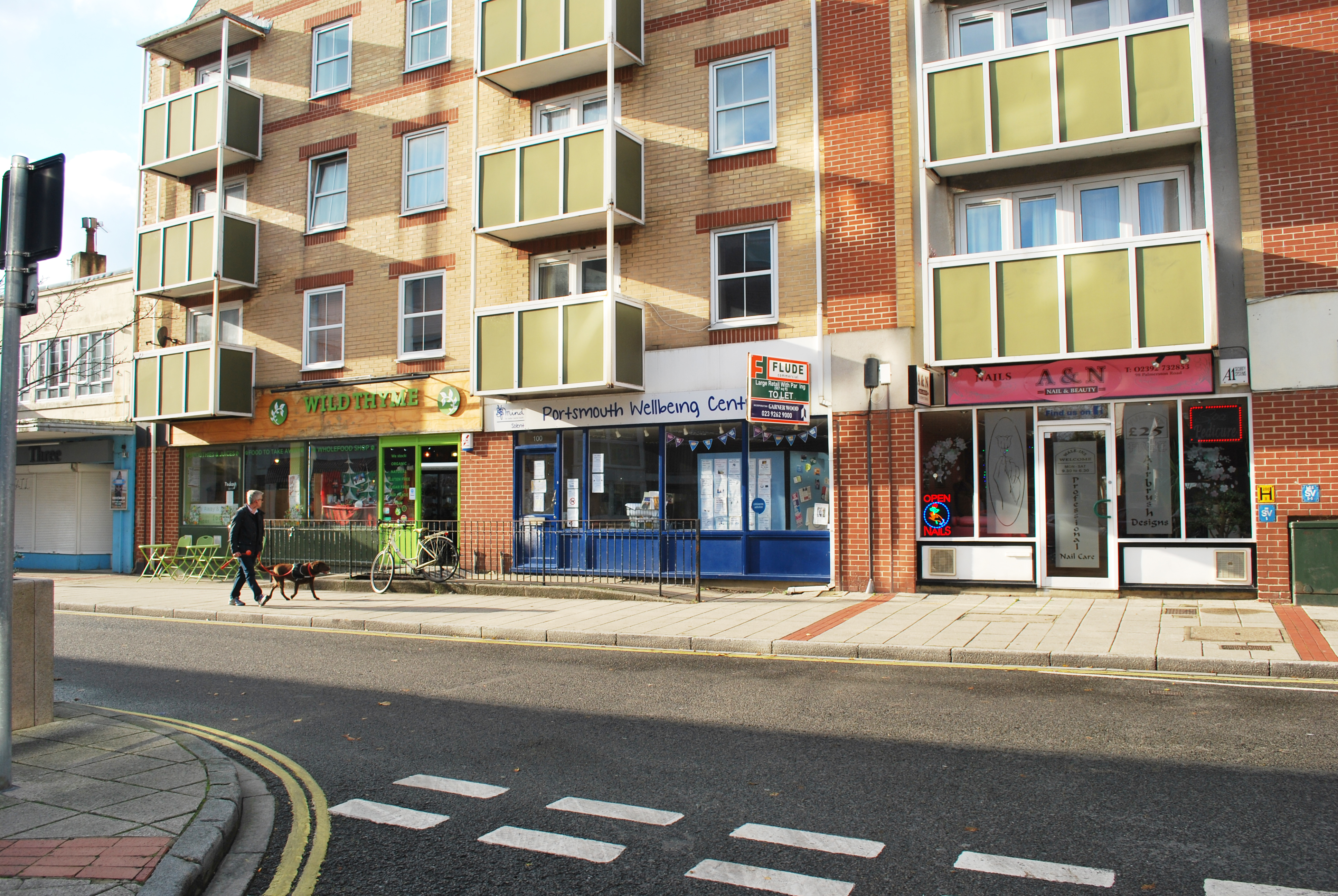 New Letting Completed - 100 Palmerston Road, Southsea
