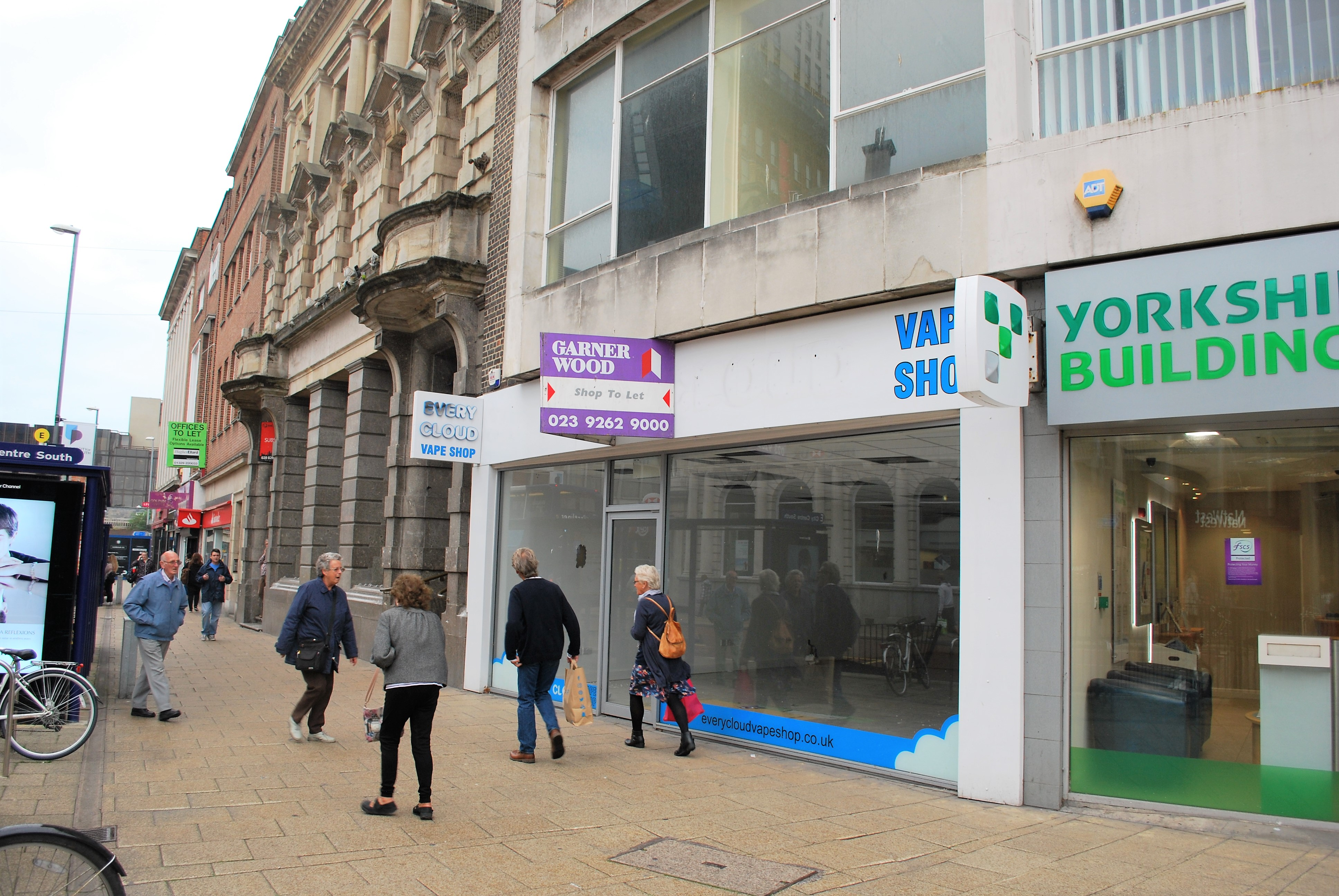 New Letting Completed - 105A Commercial Road, Portsmouth