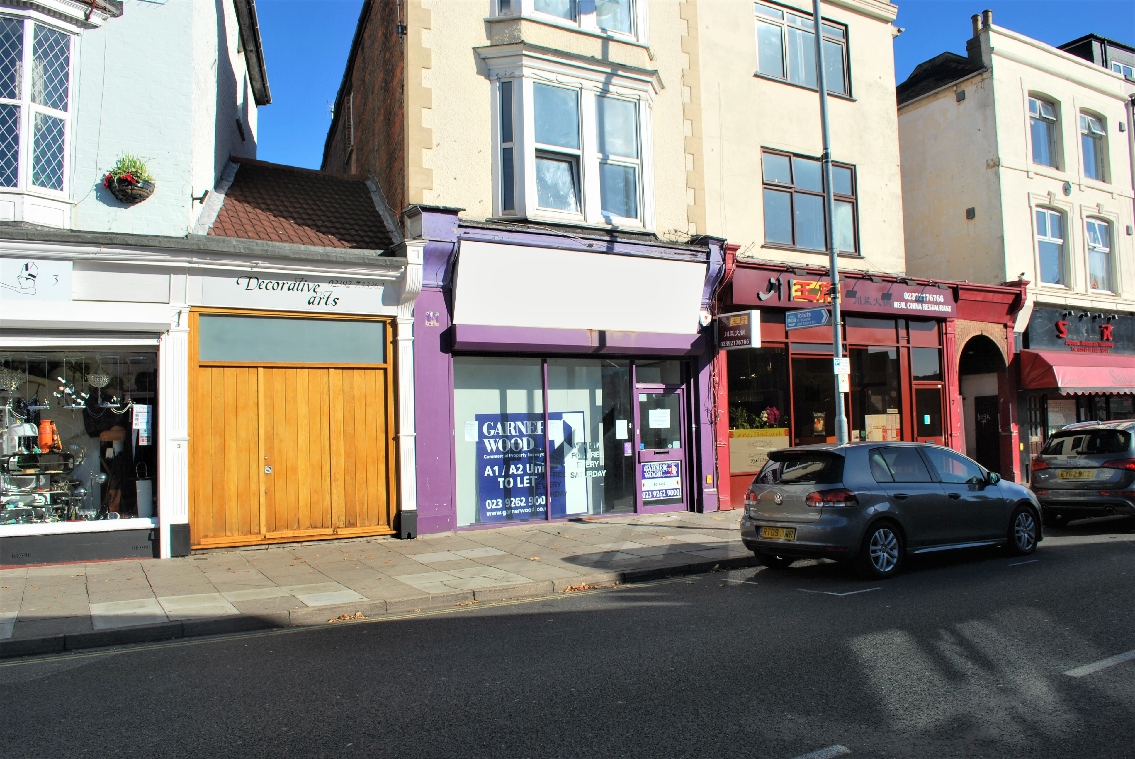 New Letting Completed - 5 Albert Road, Southsea
