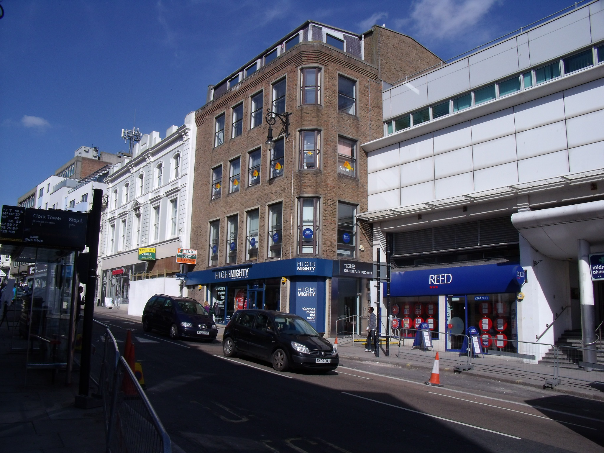 New Letting Completed - 132 Queens Road, Brighton