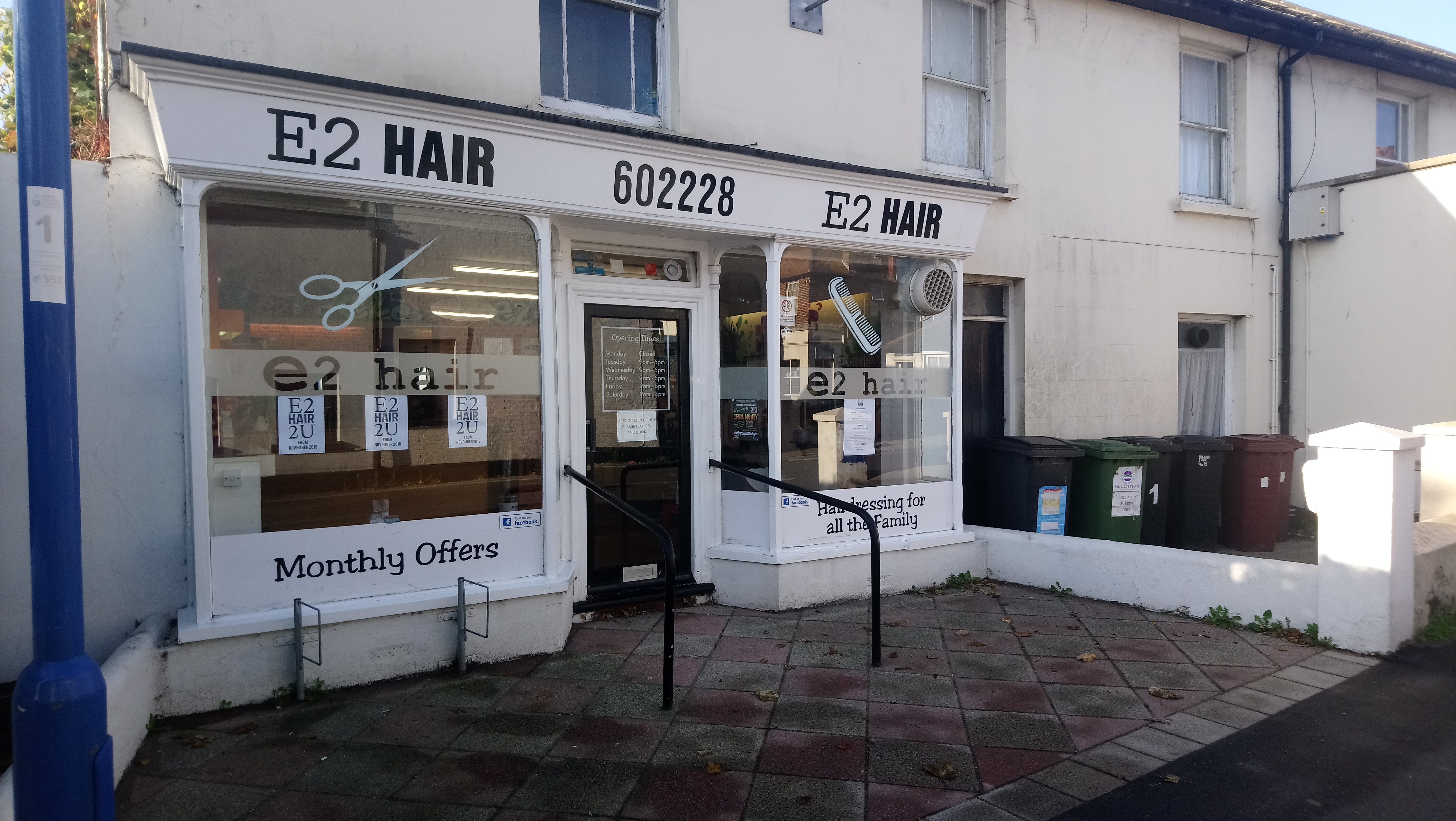 New Letting Completed - 2 East Street, Selsey