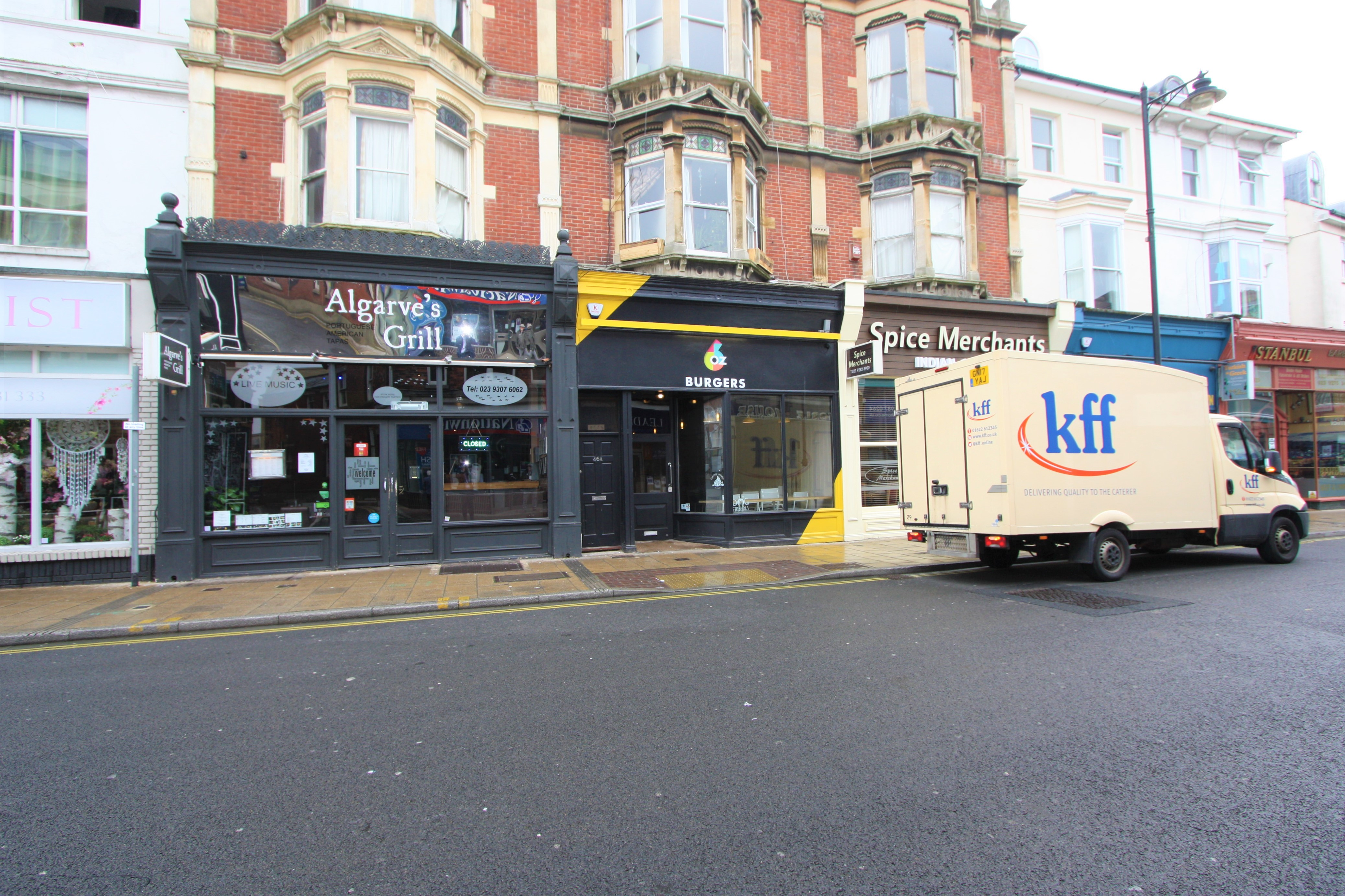 New Letting Completed - 46 Osborne Road, Southsea
