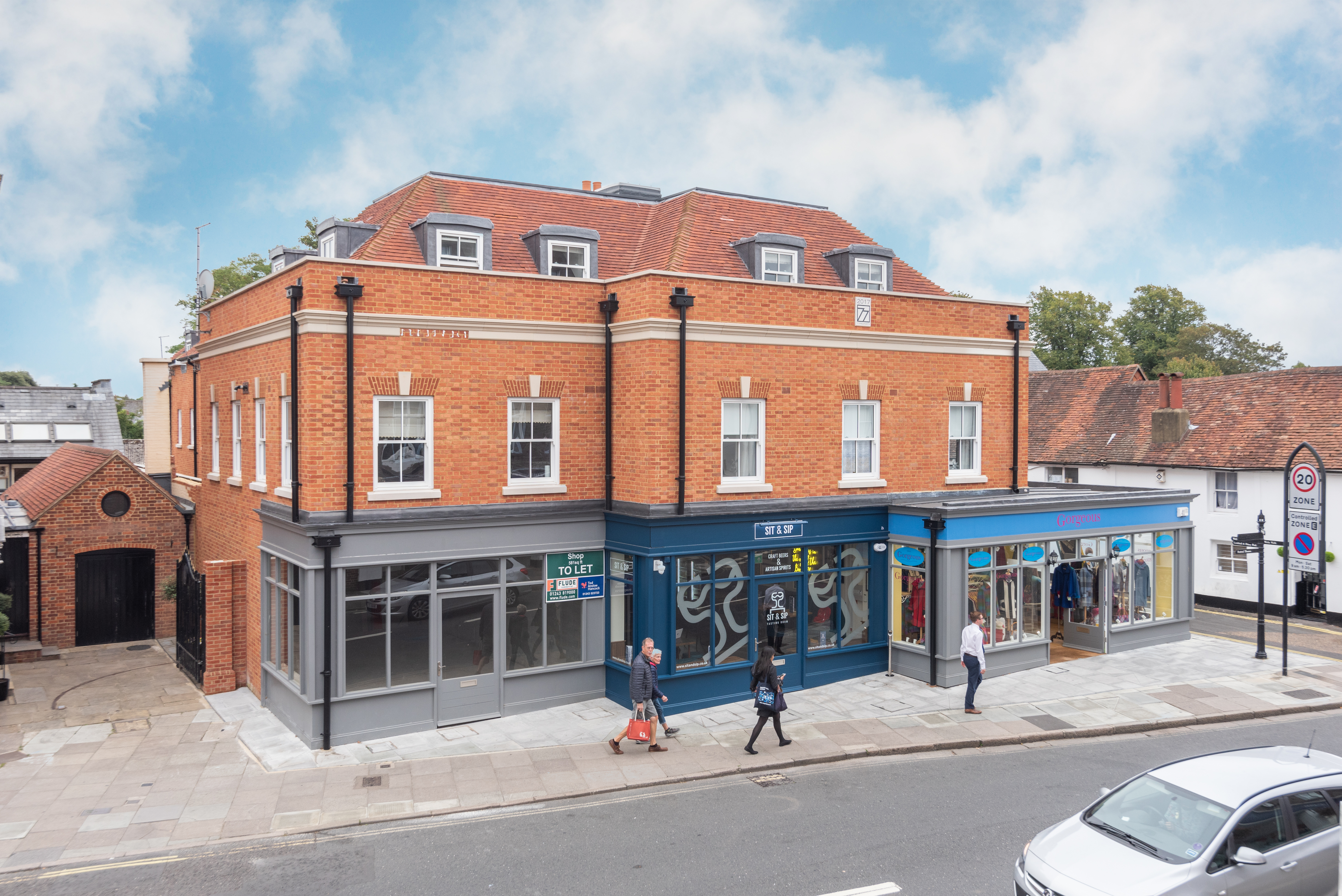 Investment Sale Completed - 2 Northgate, Chichester