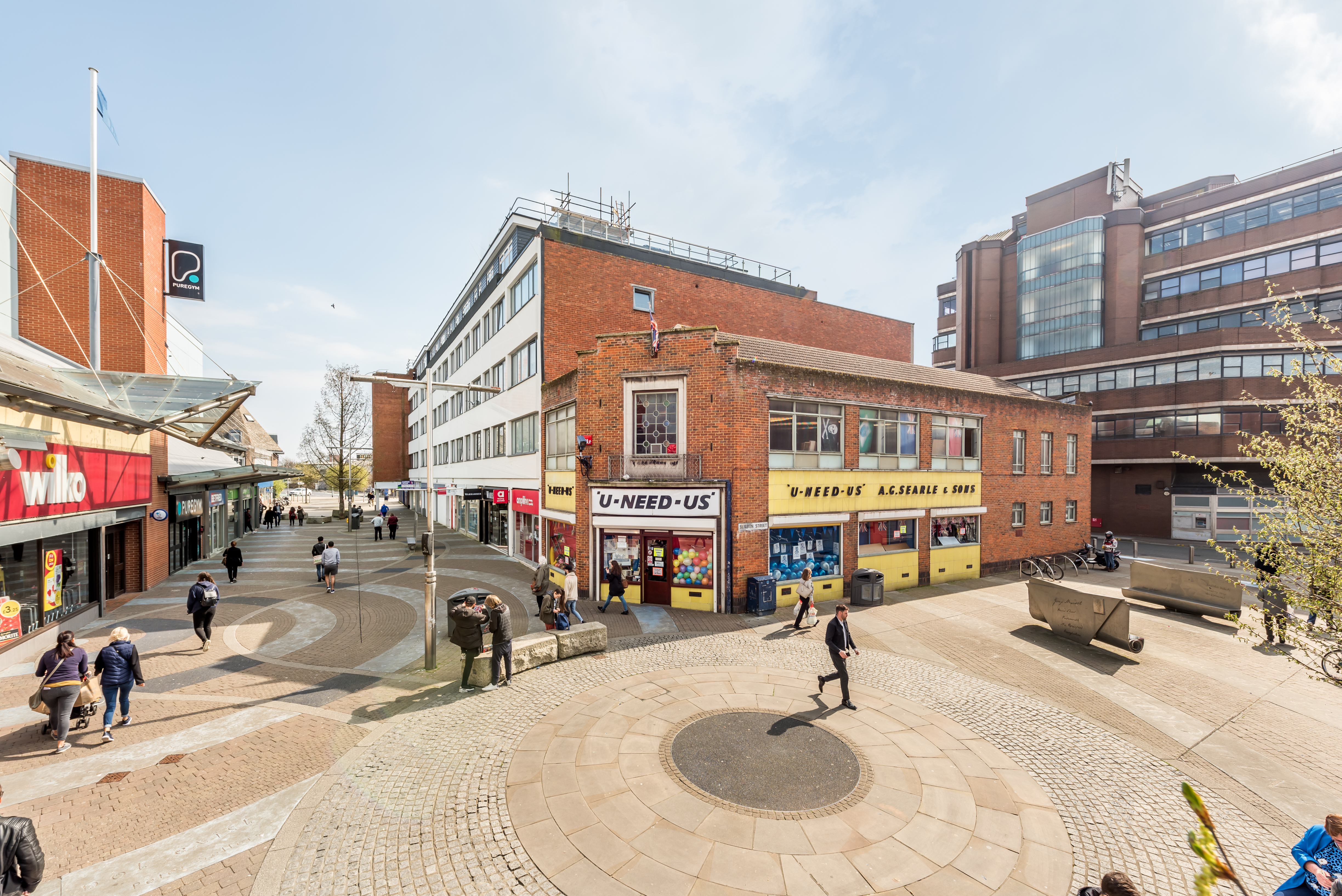 New Instruction - City Centre Mixed Use Development Opportunity