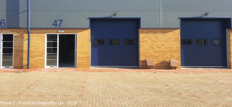 New Letting Completed - L47 Glenmore Business Park, Chichester