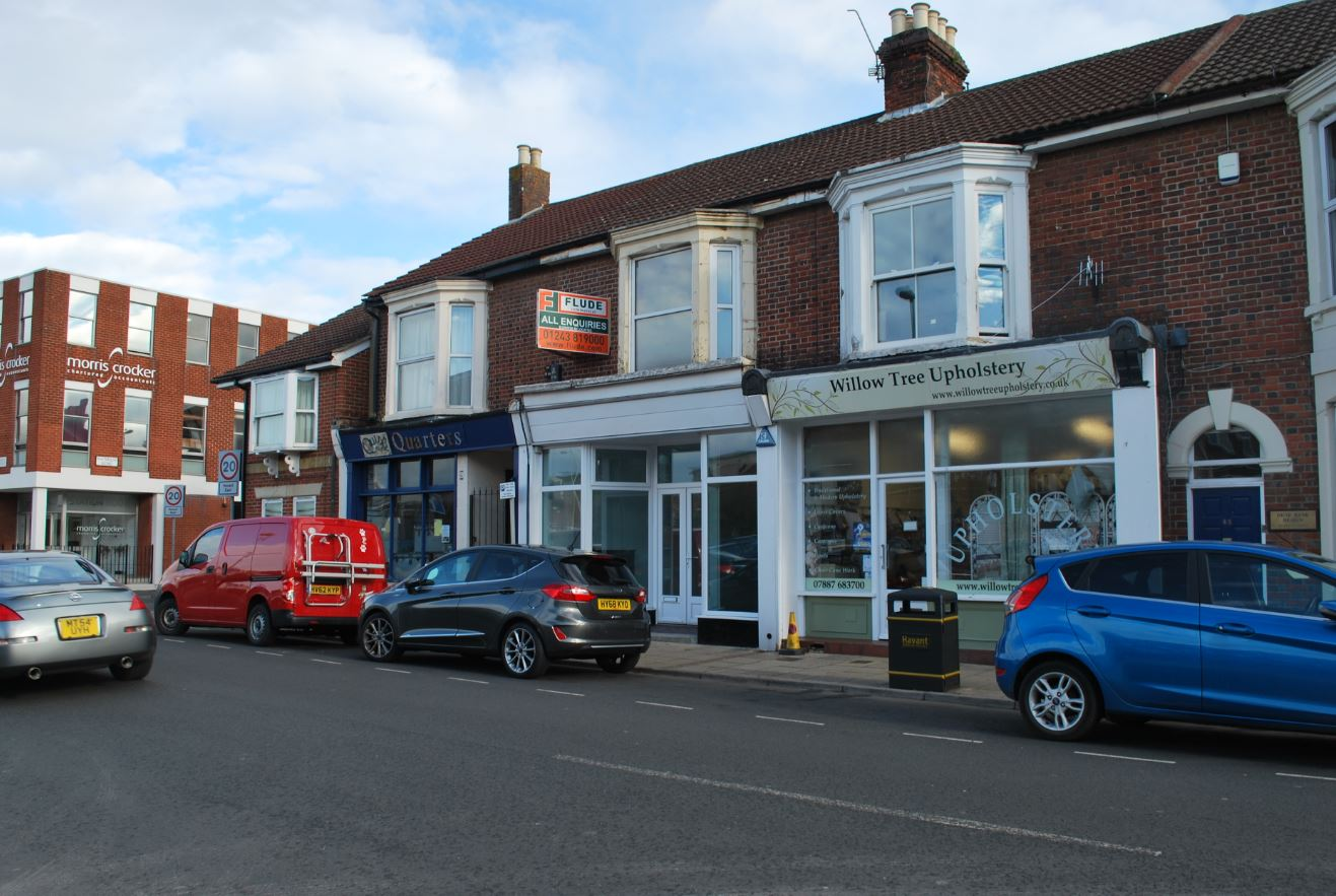 New Sale Completed - 46 North Street, Havant