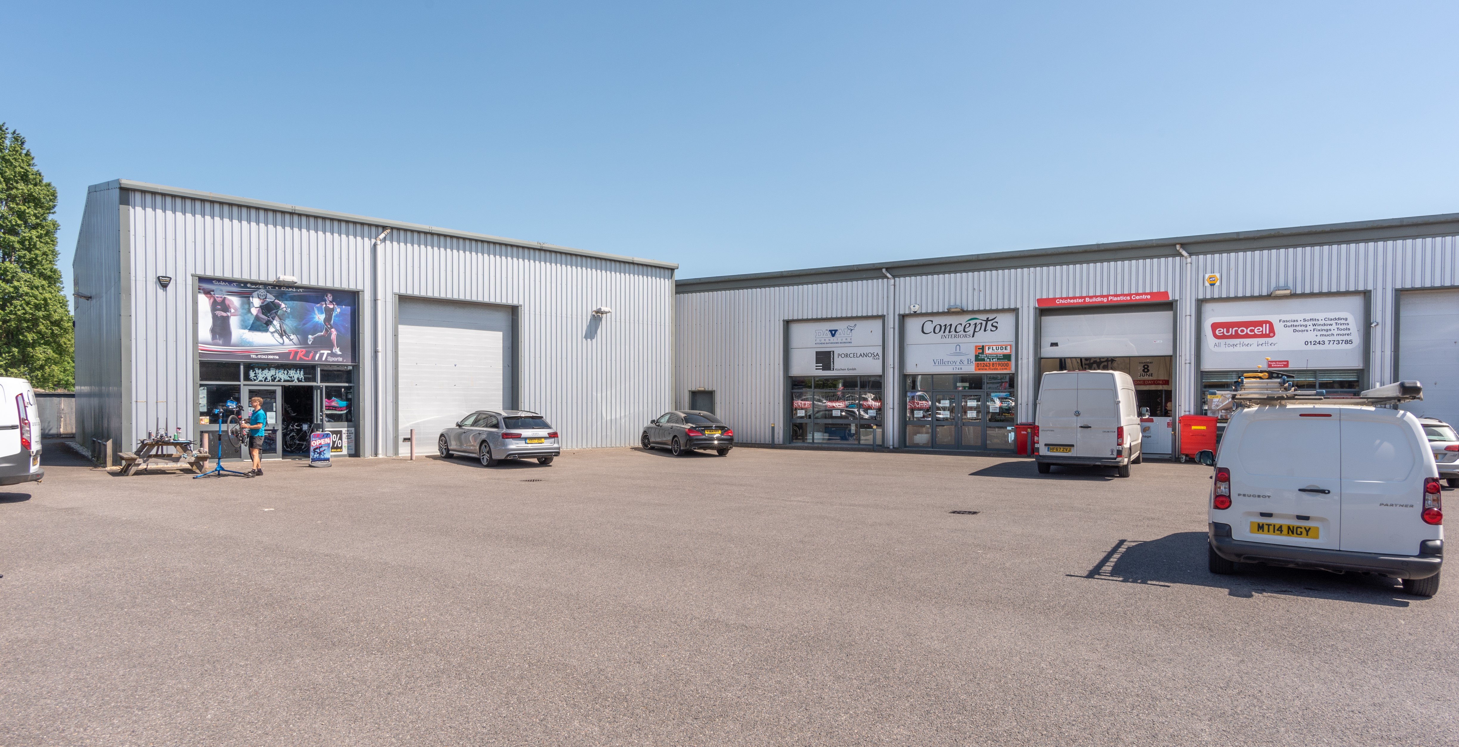 New Letting Completed - Beaver Business Park, Unit 5, Quarry Lane