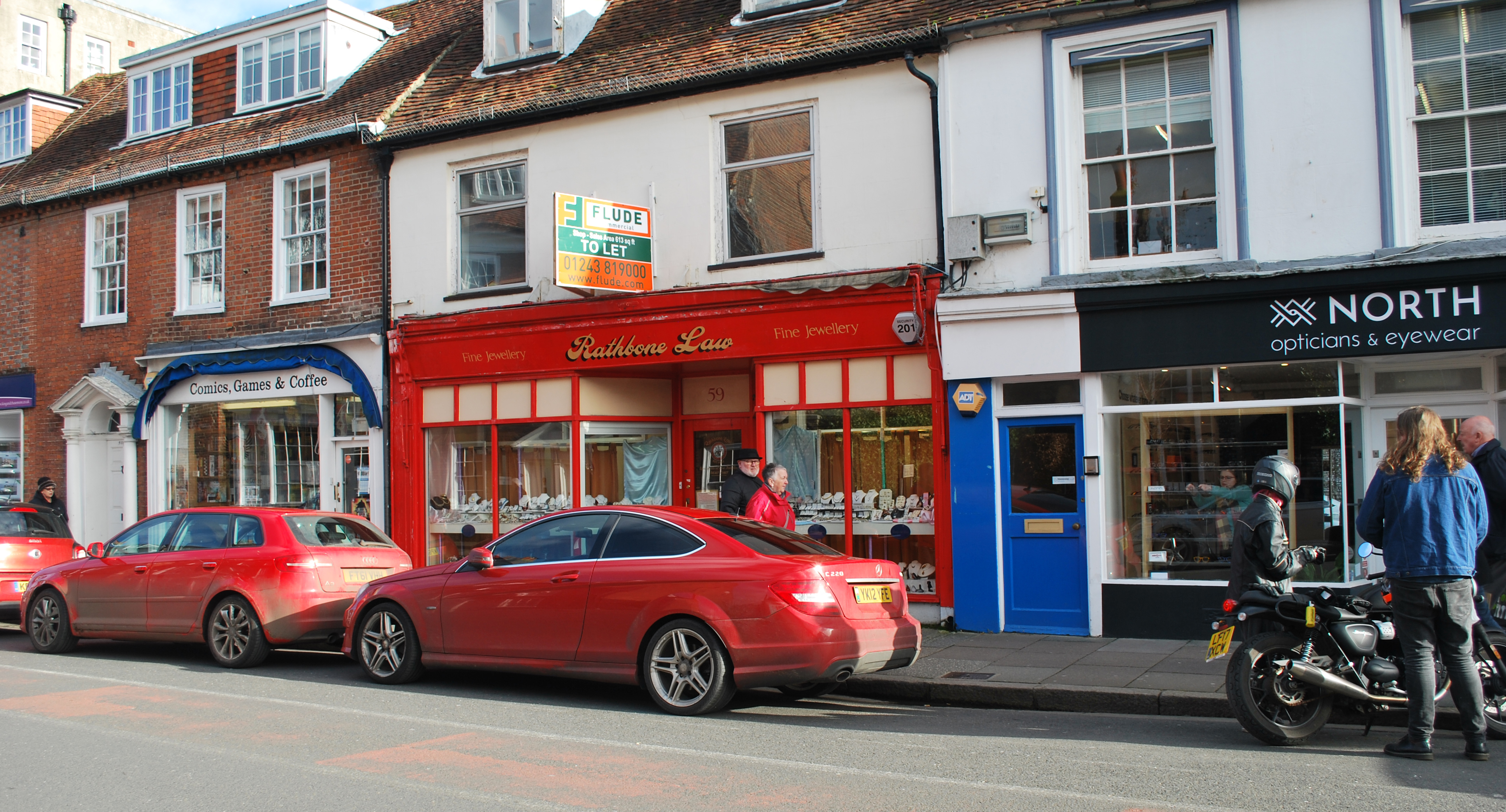 New Letting Completed – 59 North Street, Chichester