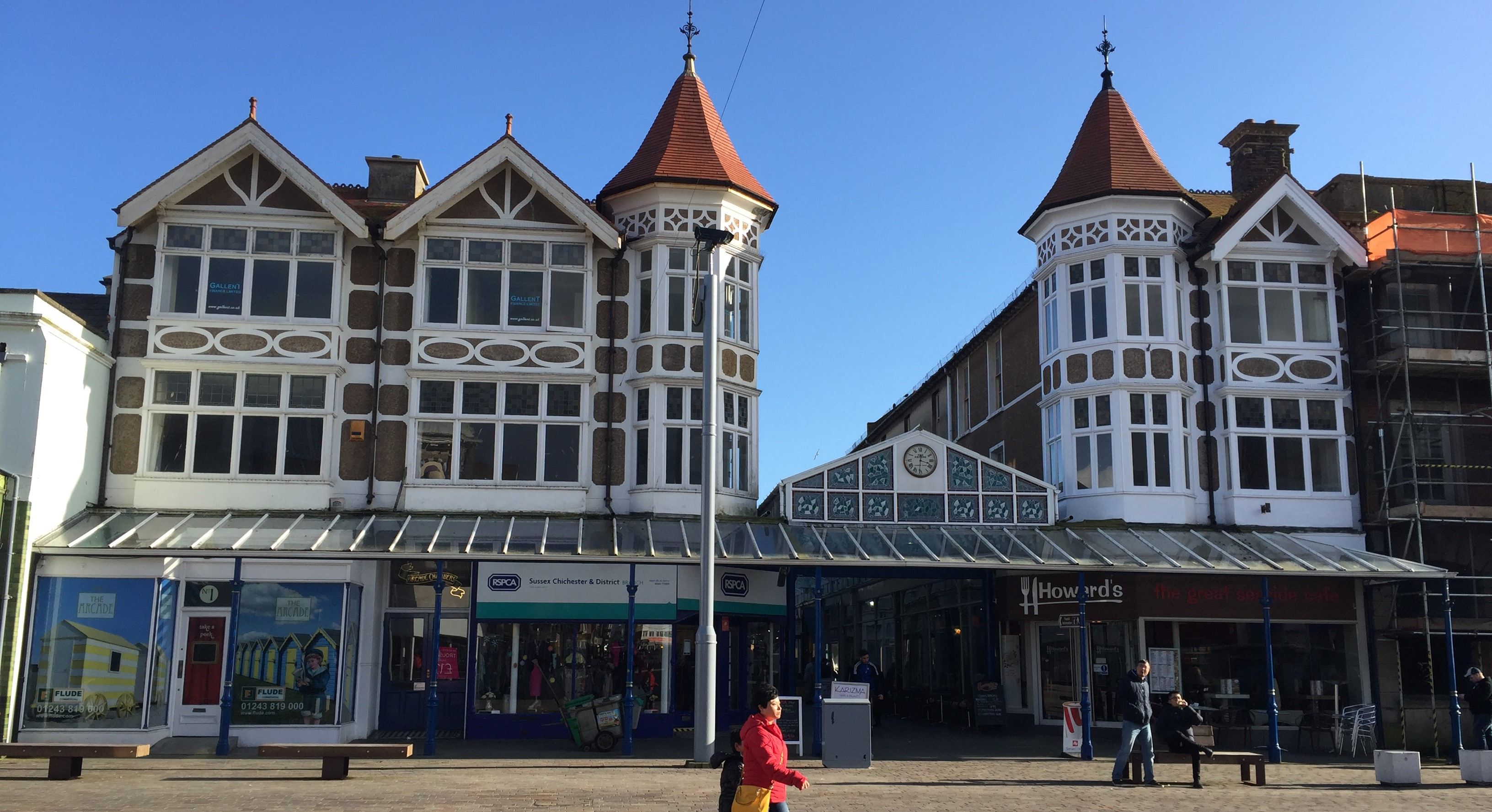New Lettings Completed – Units 1 & 3 The Arcade, Bognor Regis