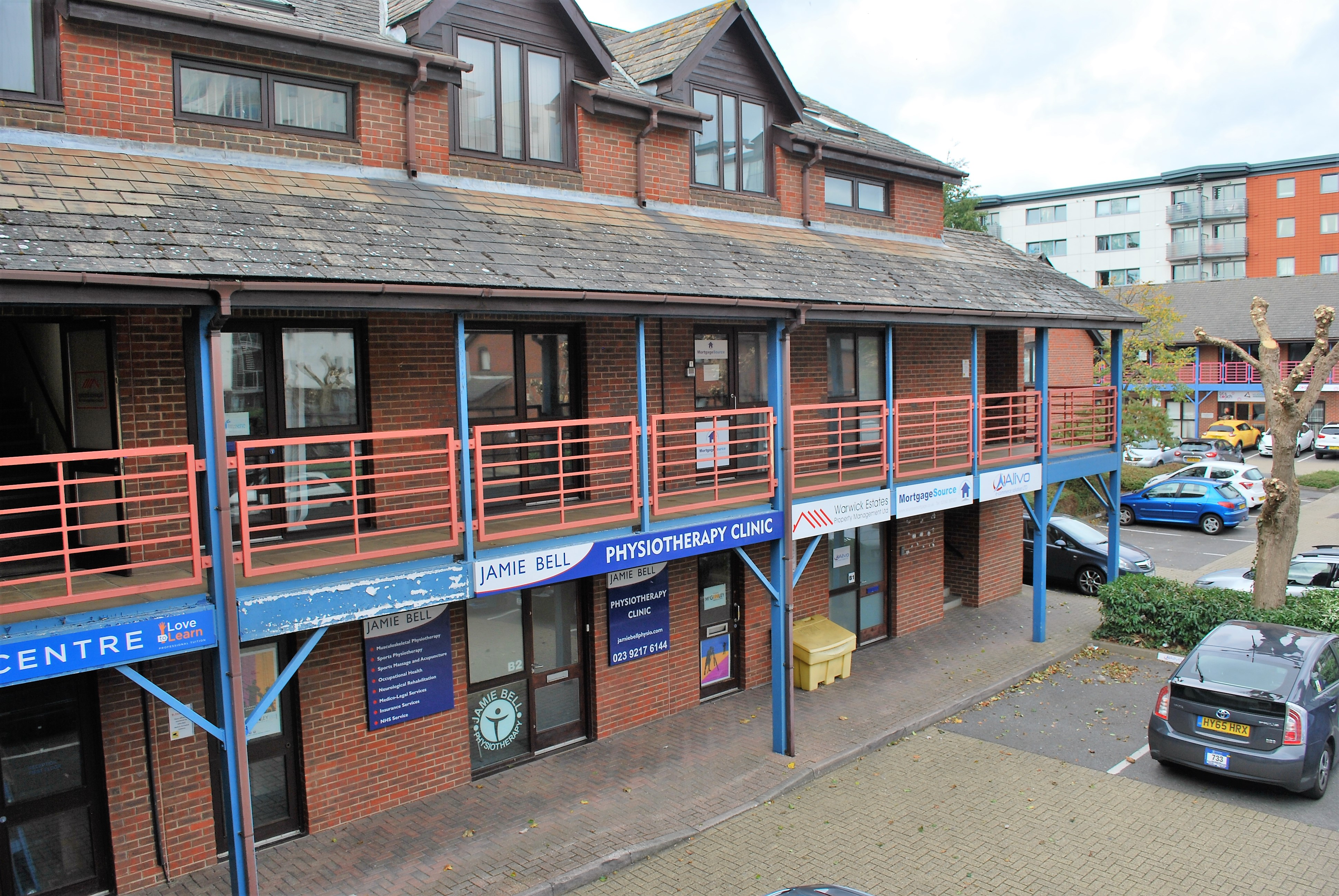 New Letting Completed – First Floor Beacon House, Portsmouth