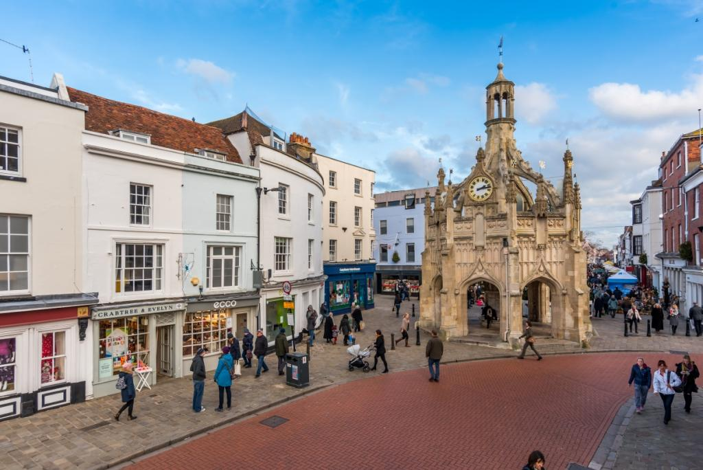News Feature In The Chichester Observer - 'Tax Relief For The High Street?'