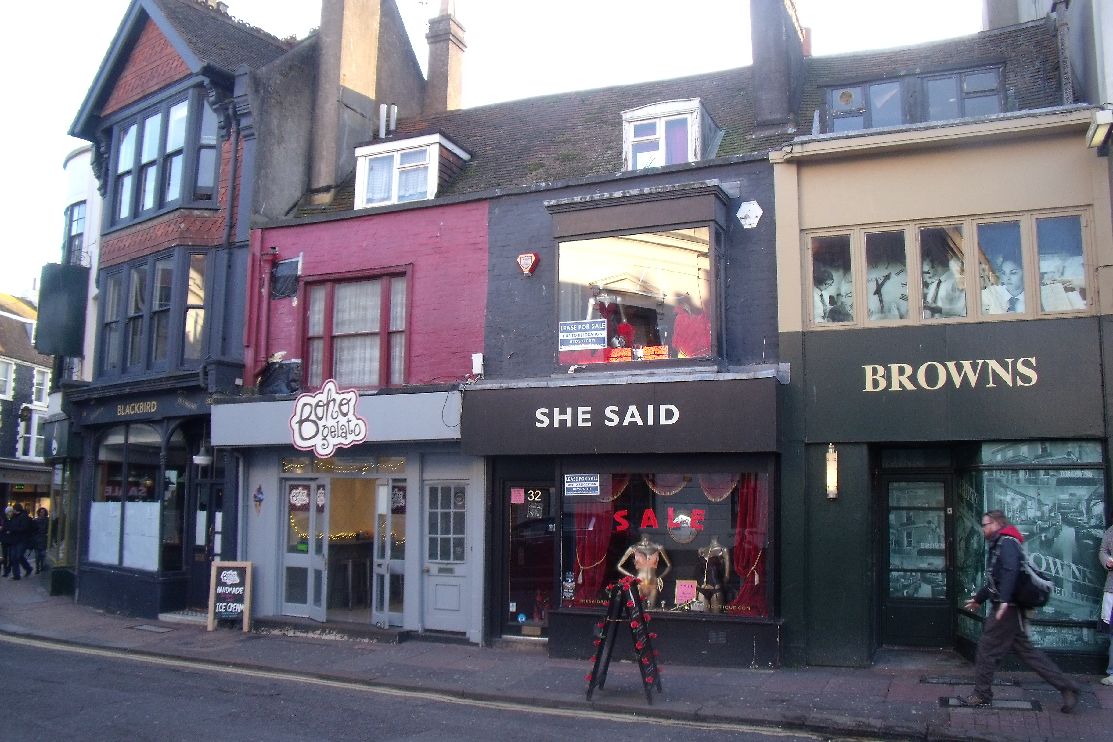 New Letting Completed - 32 Ship Street, Brighton