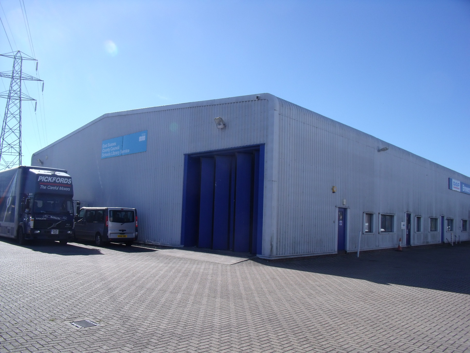 Letting Completed - Eastern Unit & Yard, Hammonds Drive Eastbourne