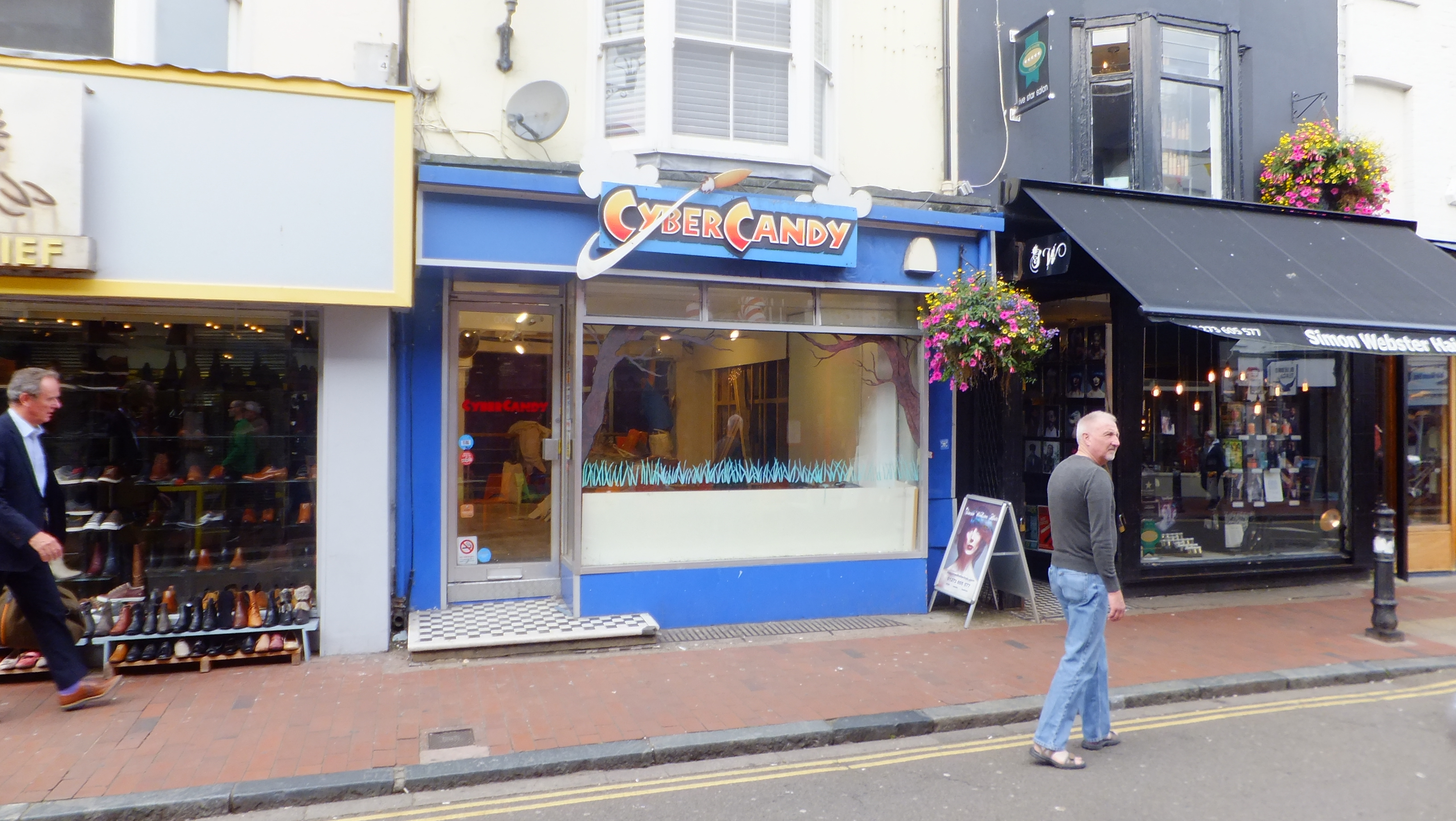 New Instruction: Retail in Brighton North Laines To Let