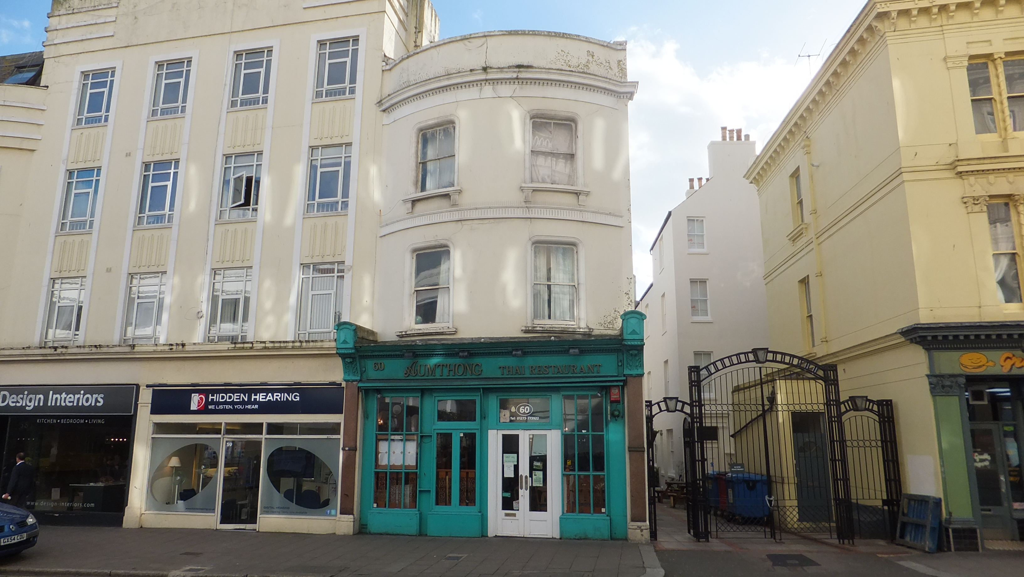 New Sale Completed - 60 Western Road, Brighton
