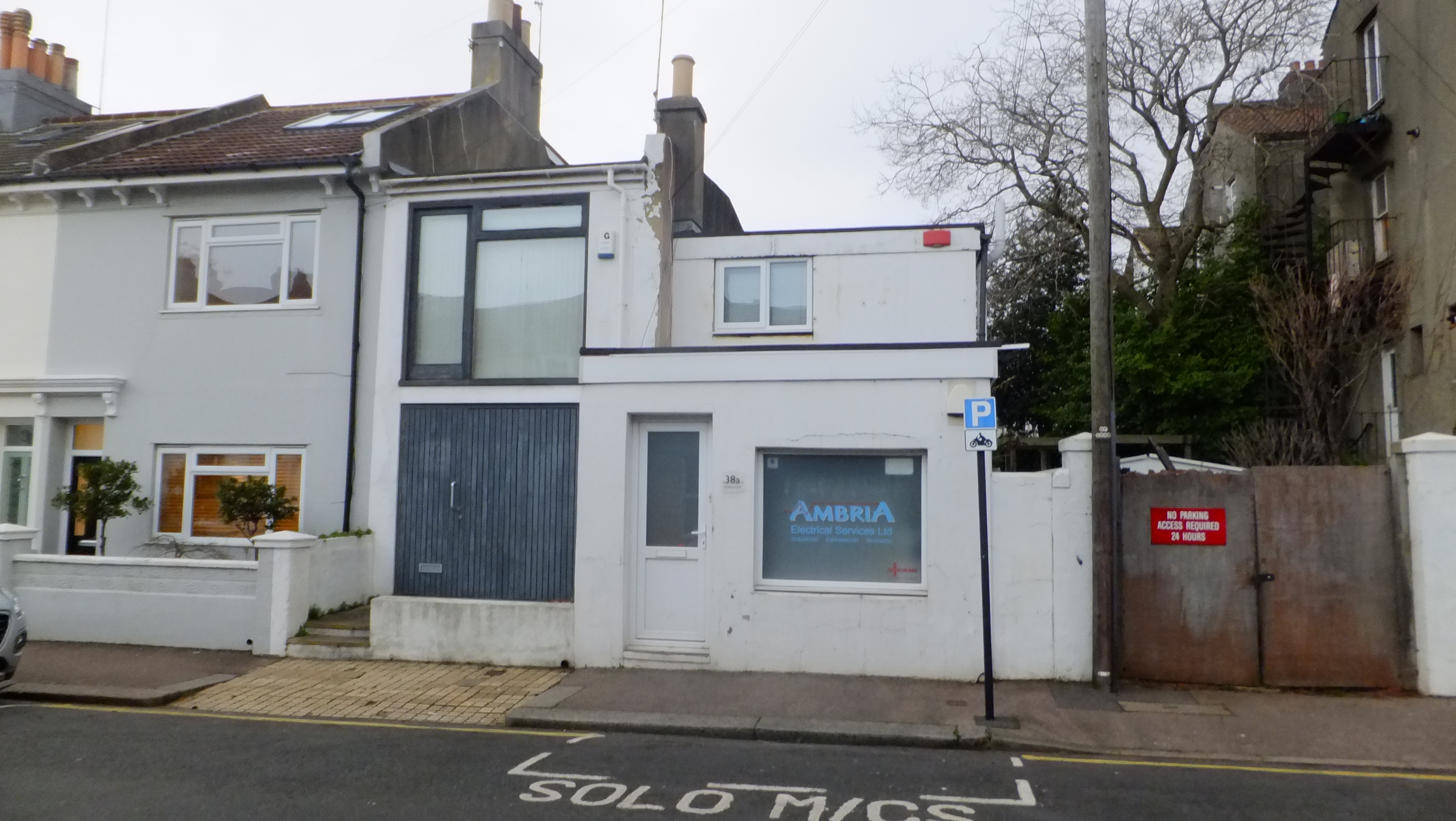 New Instruction: Office unit in Hove to let