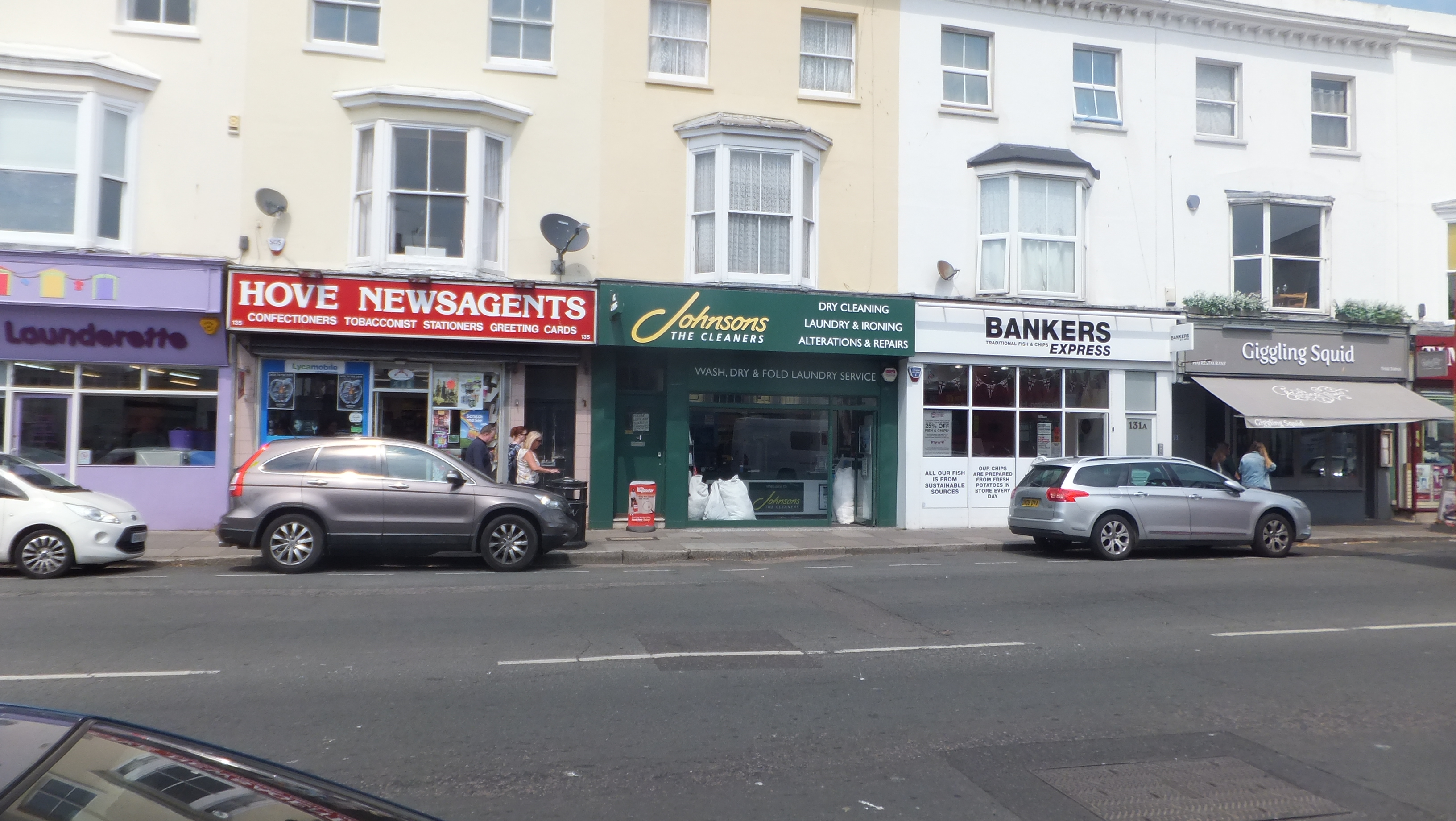 New Letting Completed - 133 Church Road, Brighton