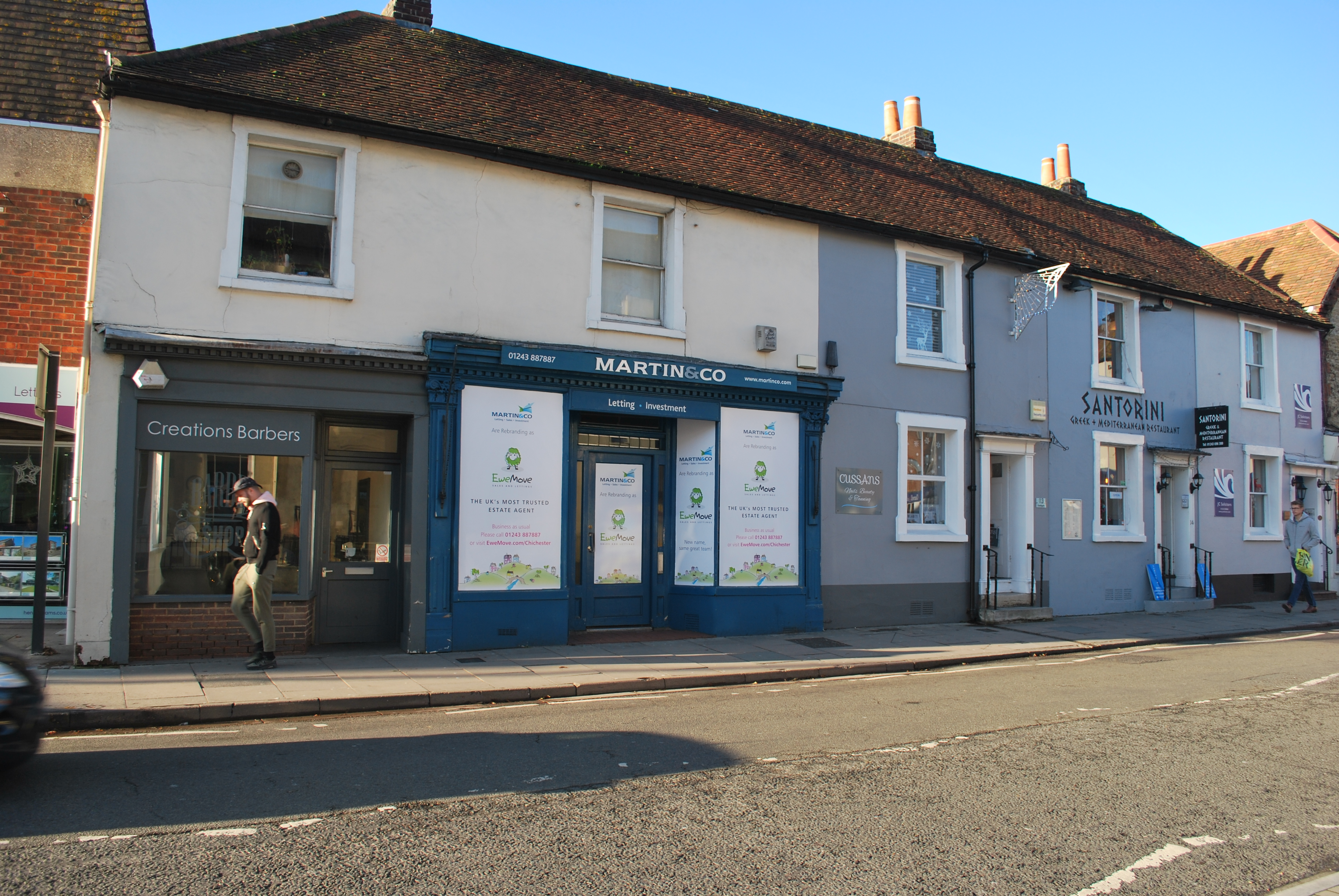 Lease Assignment Completed - 12 Southgate, Chichester
