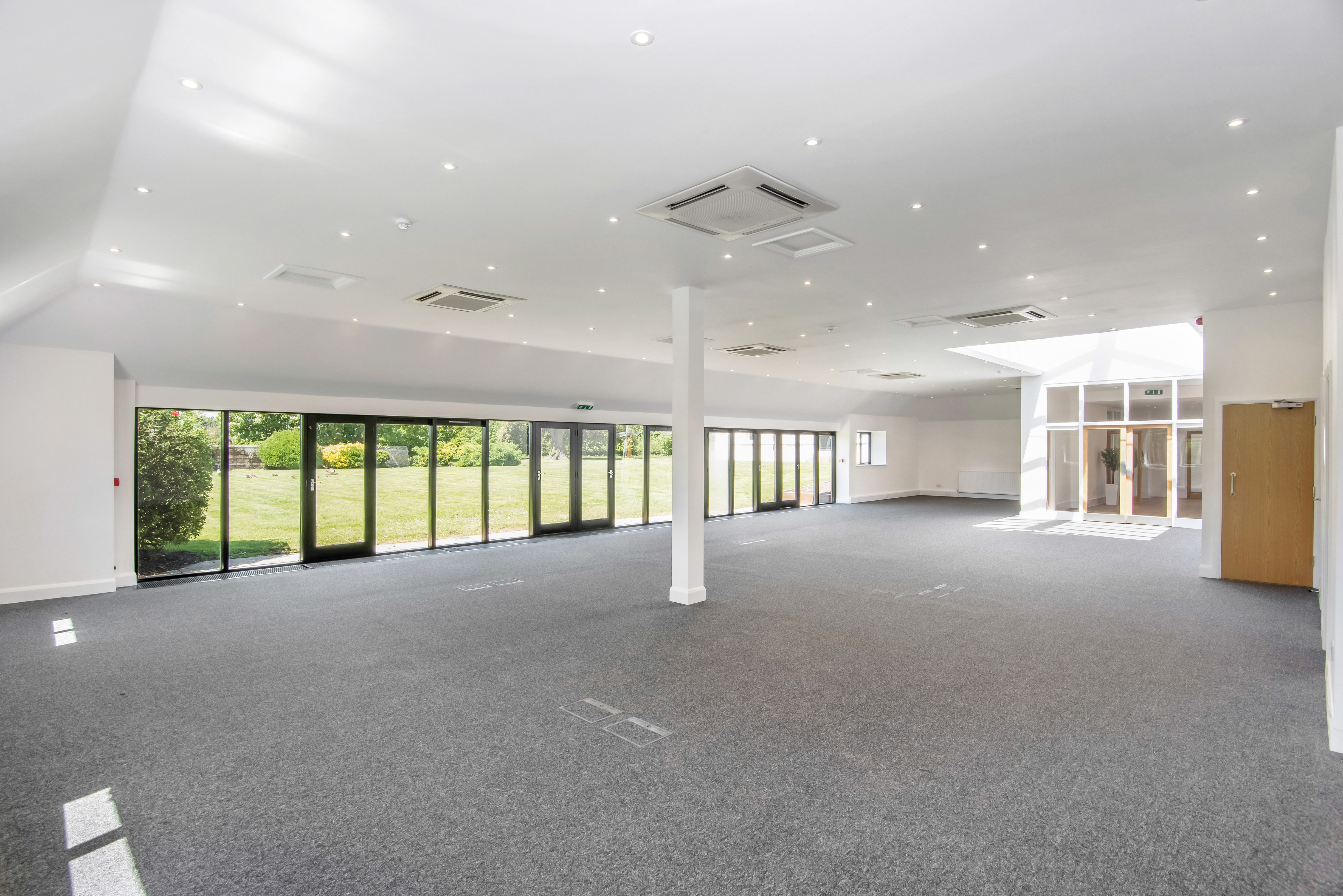 New Instruction – Refurbished Office Accommodation