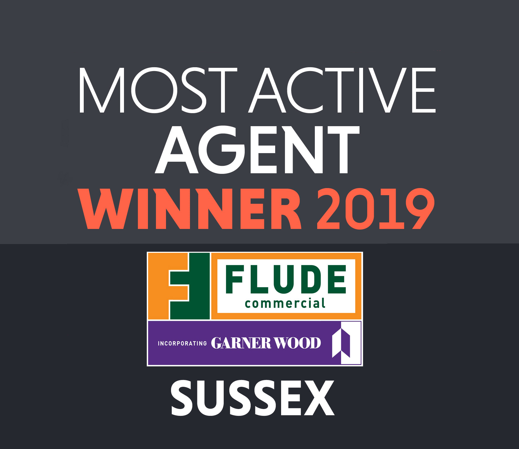 EG's Most Active Agent Competition - Flude Commercial WIN