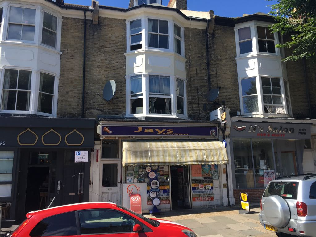 Deal Completed: Retail Investment in Hove