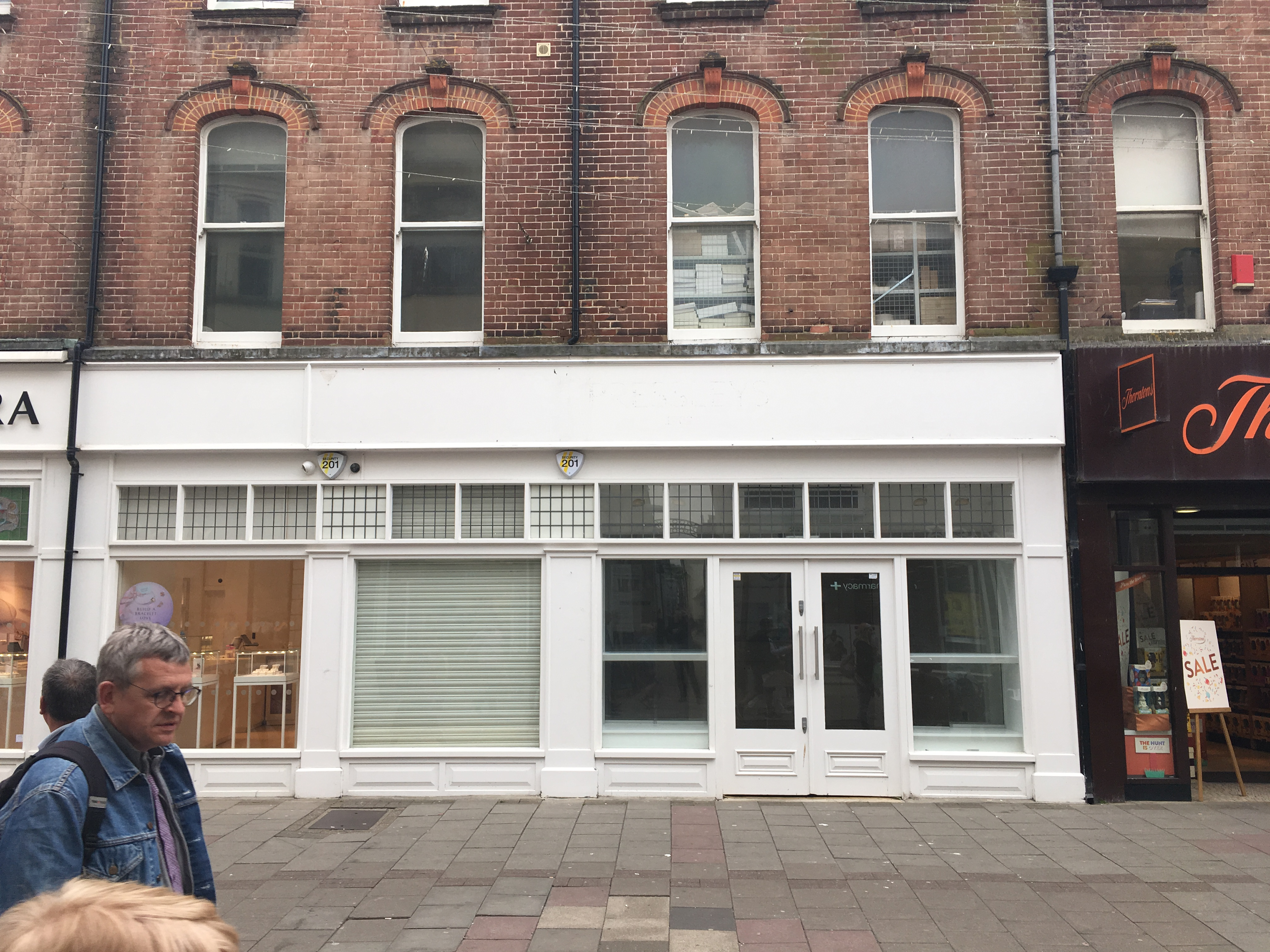 New Letting Completed - 45-47 Montague Street, Worthing