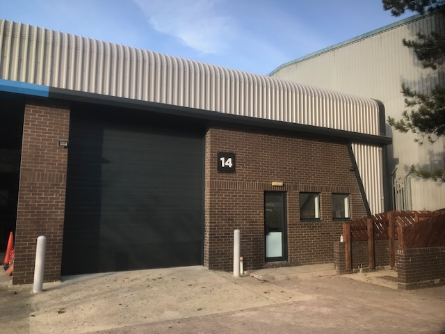 New Letting Completed - Unit 14, Cliffe Industrial Estate, Lewes