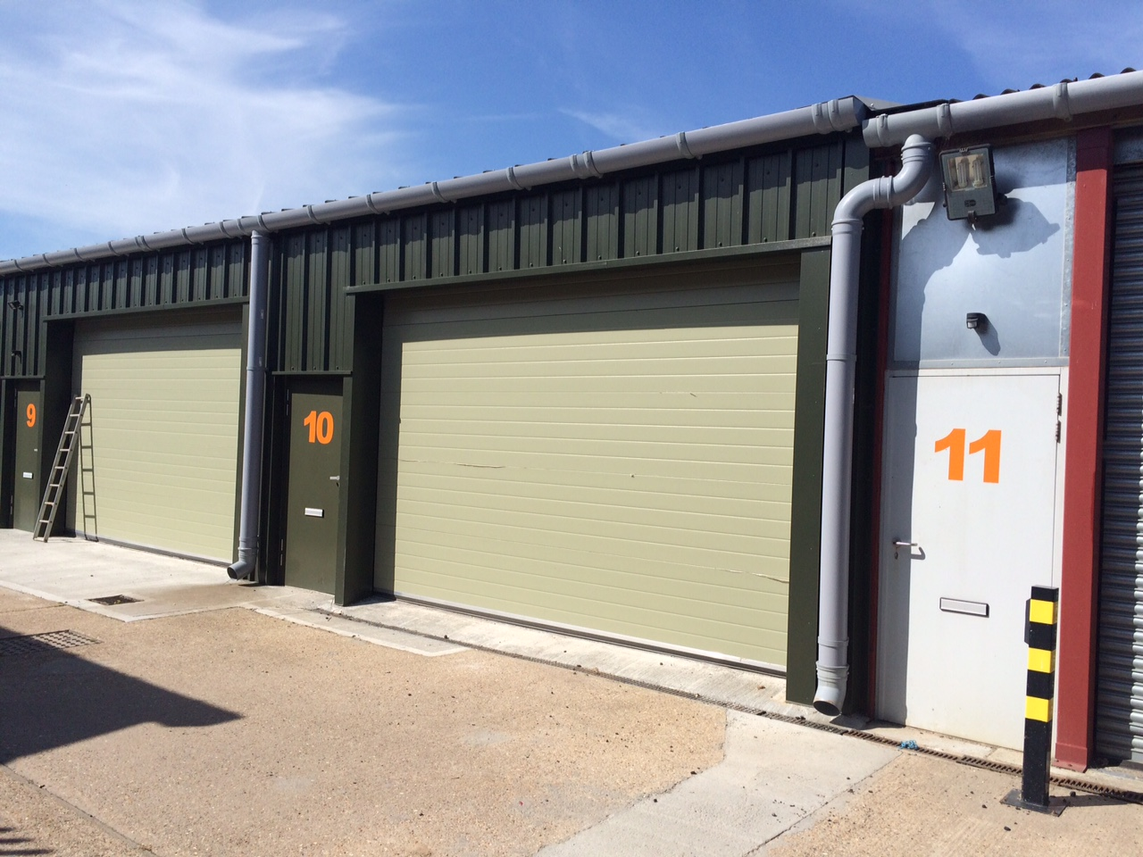 New Letting Completed - 9&10 Funtington Business Park, Chichester