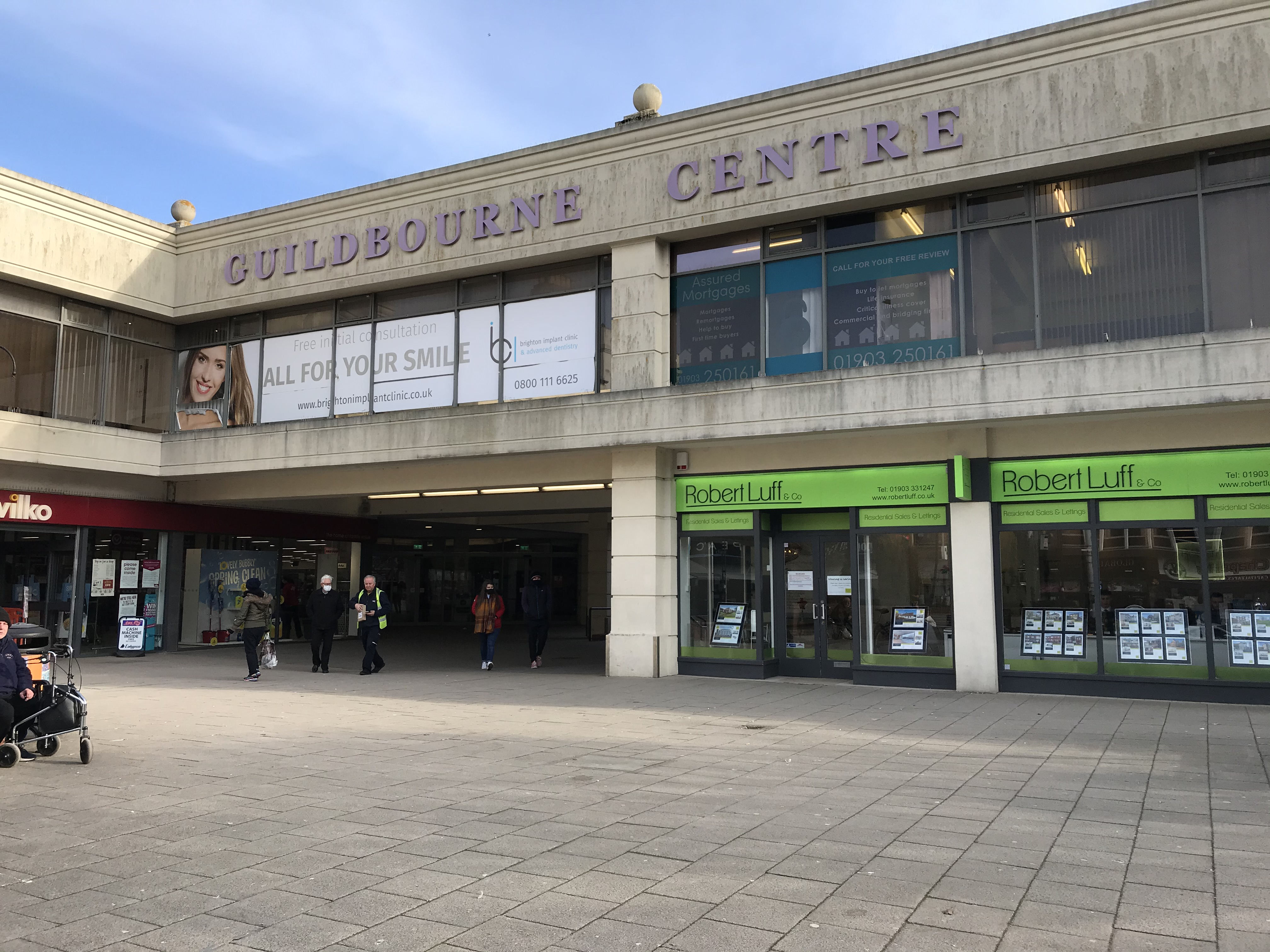 Flude Latest Deals I Unit 17 The Guildbourne Centre, Ann Street, Worthing