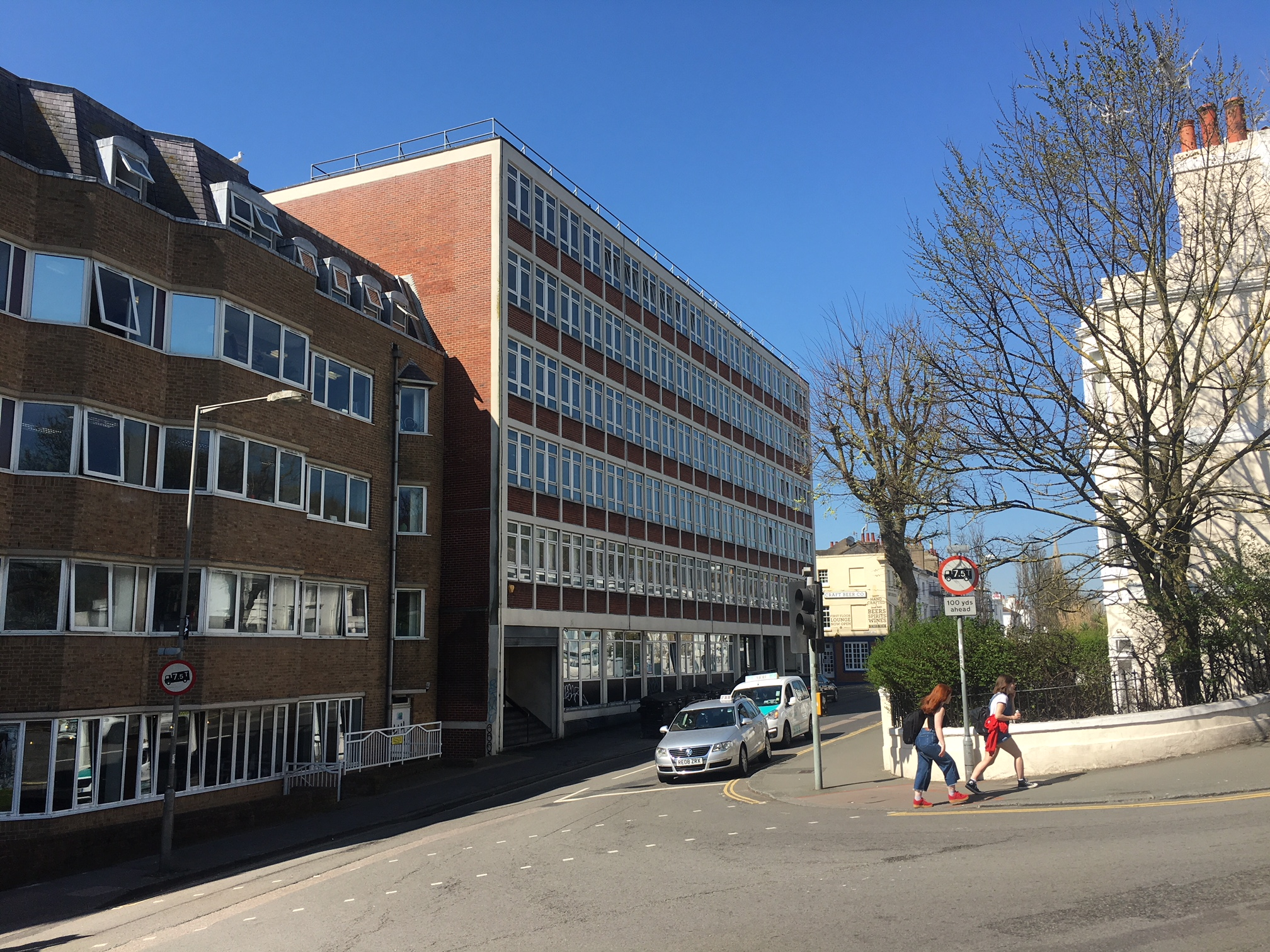 New Letting Completed - Second Floor, Crown House, 21 Upper North Street, Brighton