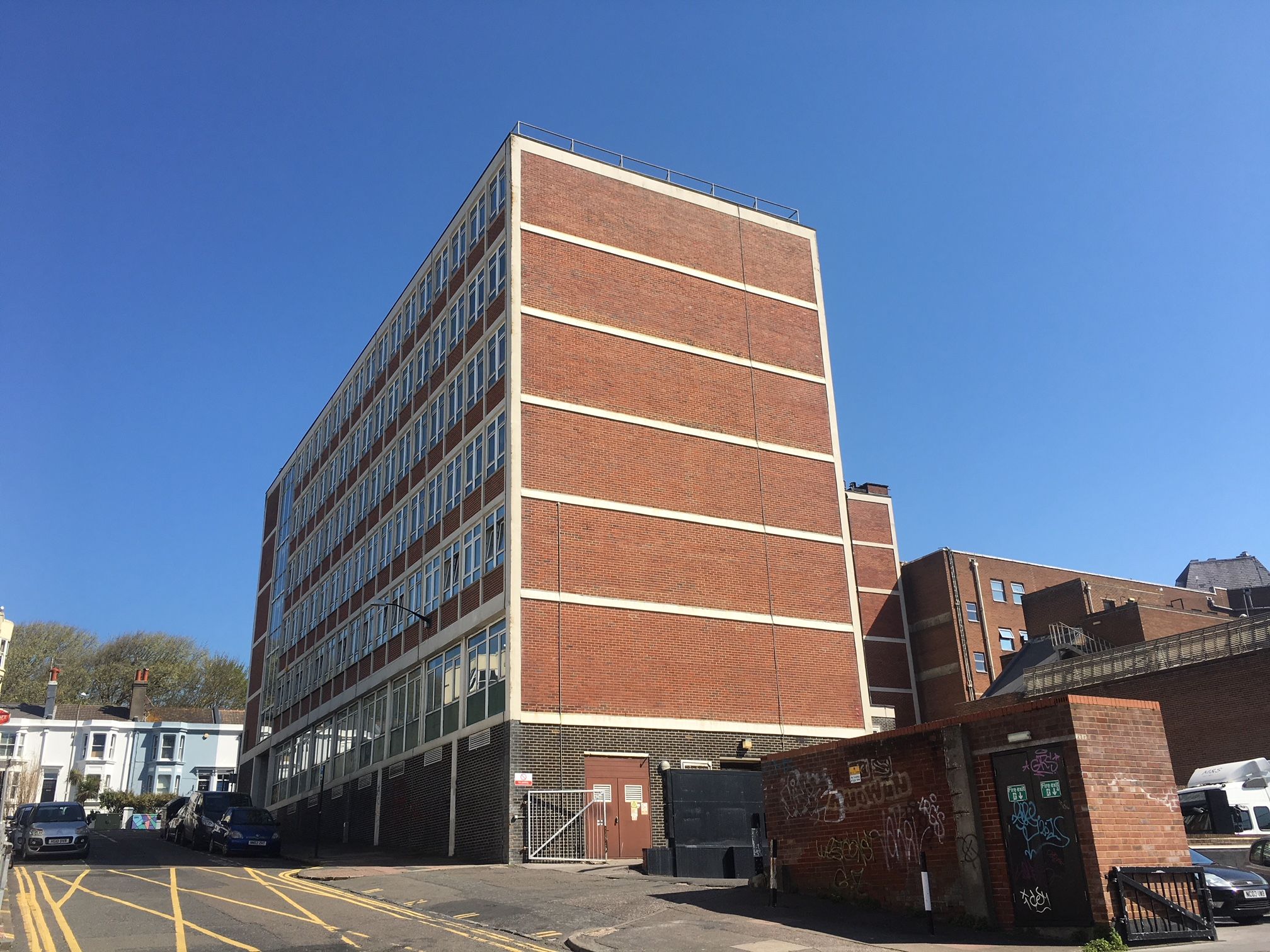 New Letting Completed - 4th Floor, Crown House, Brighton
