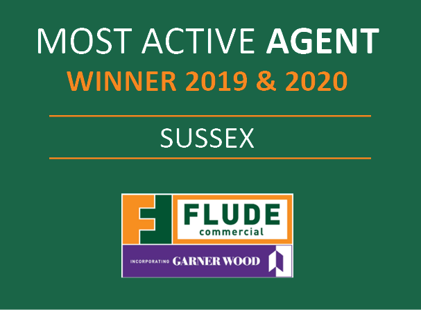 EG Deals Competition - Flude Commercial Win EG's Most Active Agent in Sussex for Second Year Running