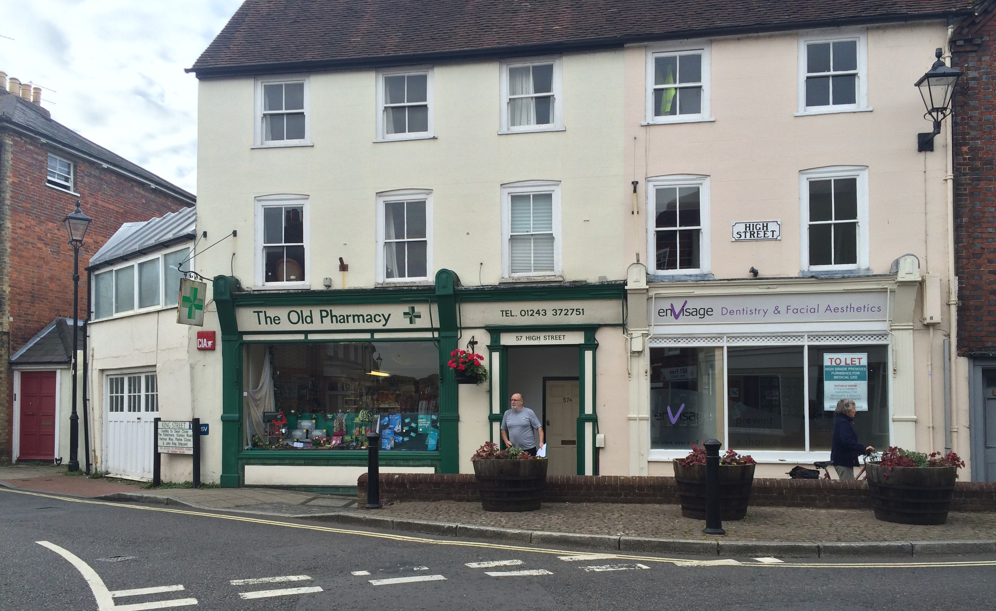New Sale Completed - 55 High Street, Emsworth