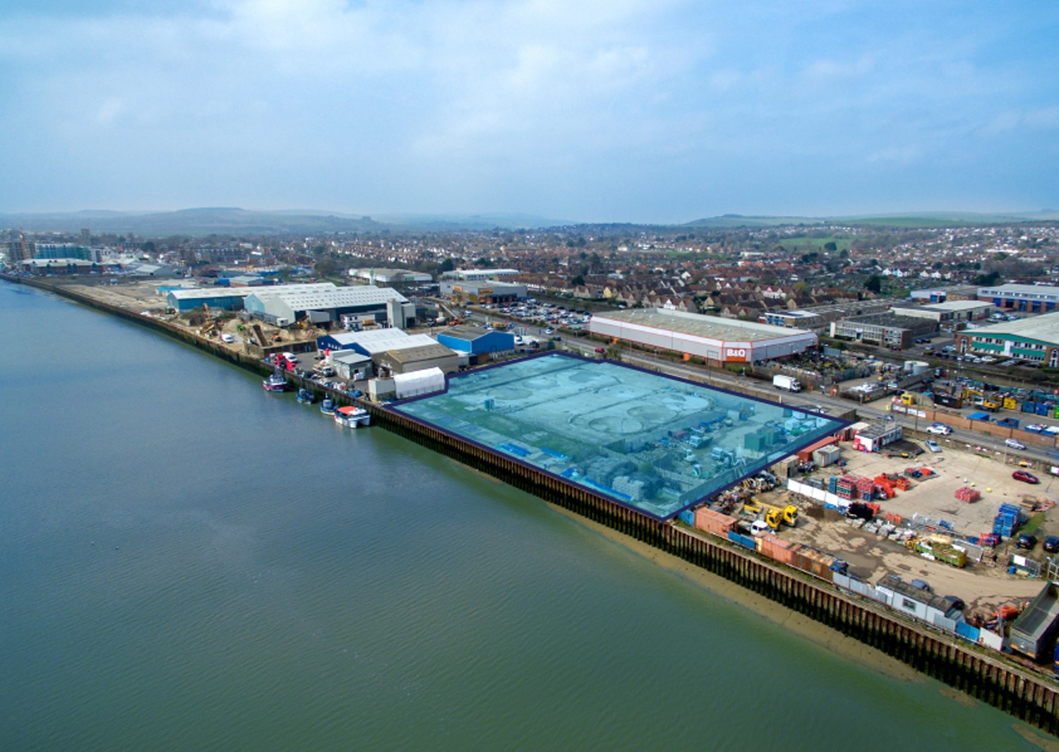 New Sale Completed - Lennards Wharf, 33 Brighton Road, Shoreham-by-sea