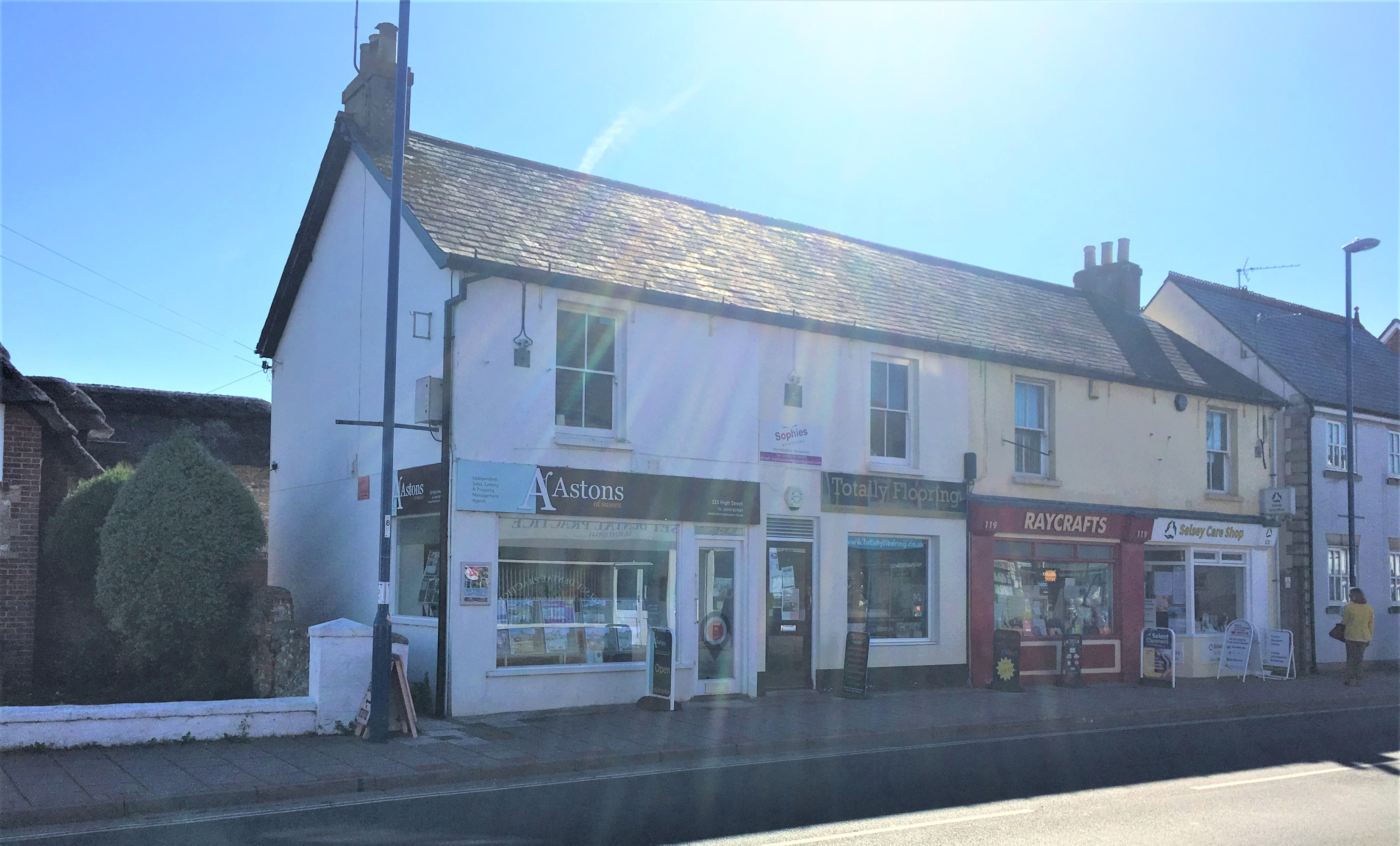 New Letting Completed - 115 High street, Selsey