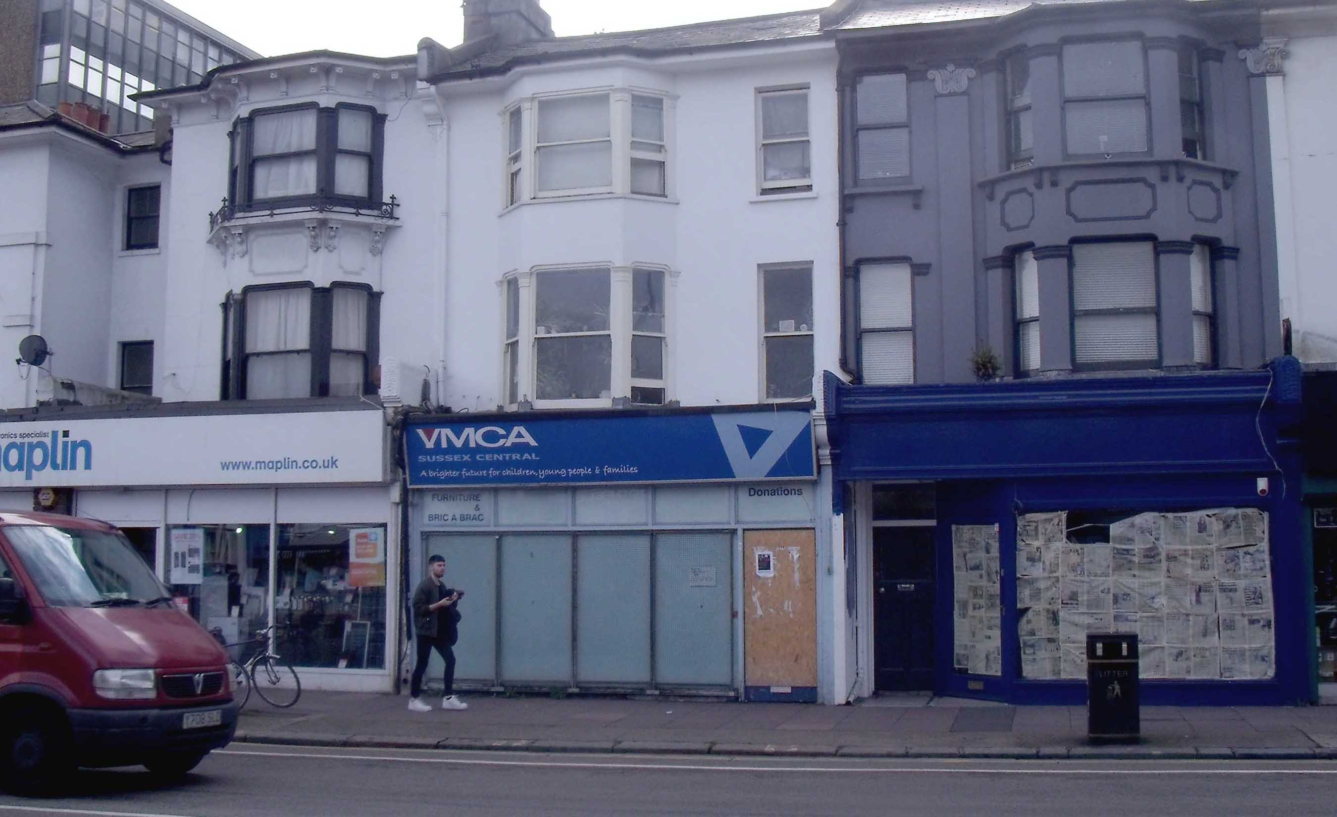 New Instruction: Retail in Brighton To Let