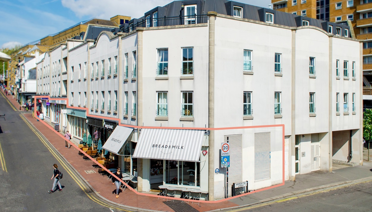 New Instruction: A1 / A3 / D1 Investment opportunity in the heart of Brighton's North Laine