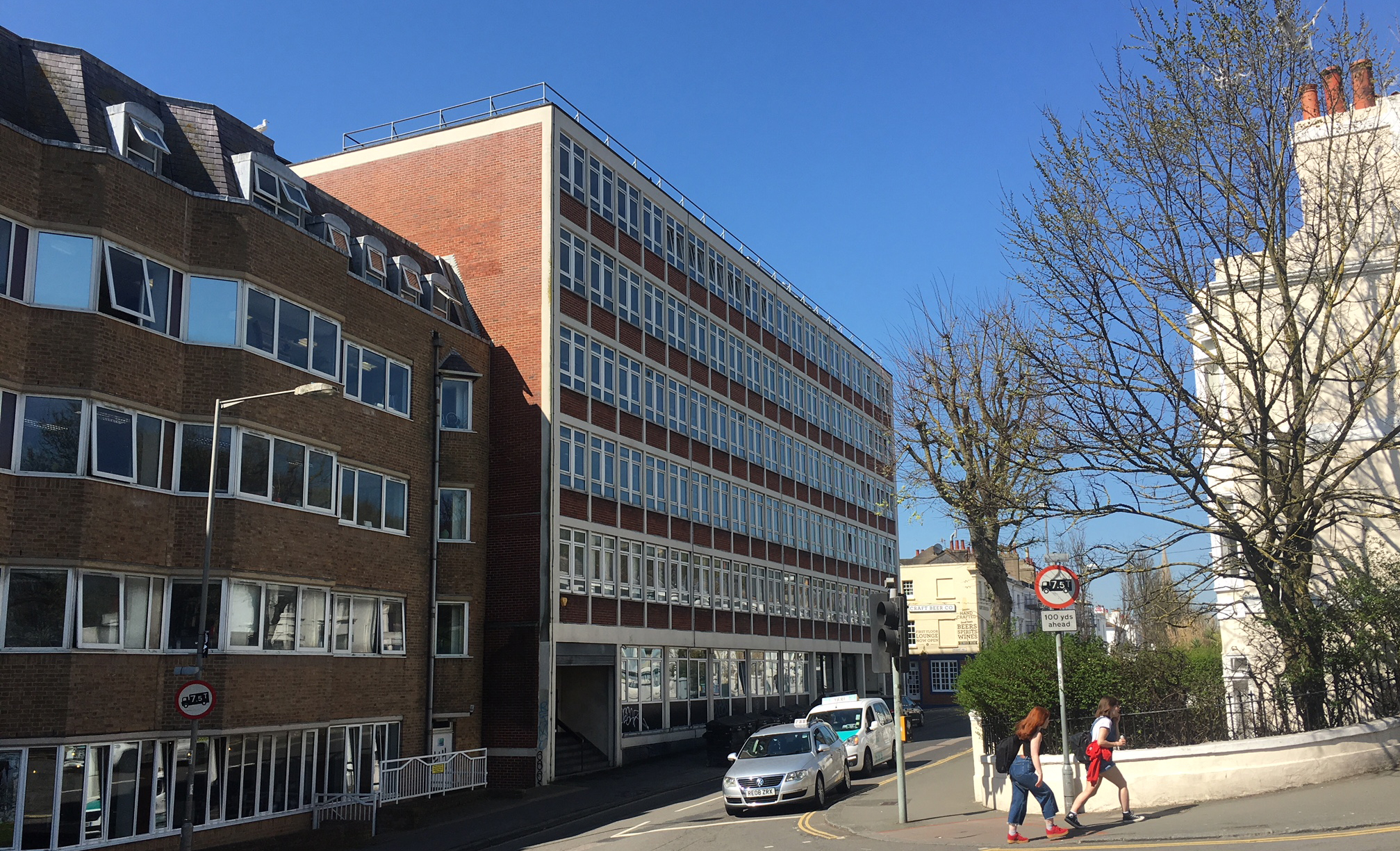 New Letting Completed - 5th Floor, Crown House, Upper North Street, Brighton