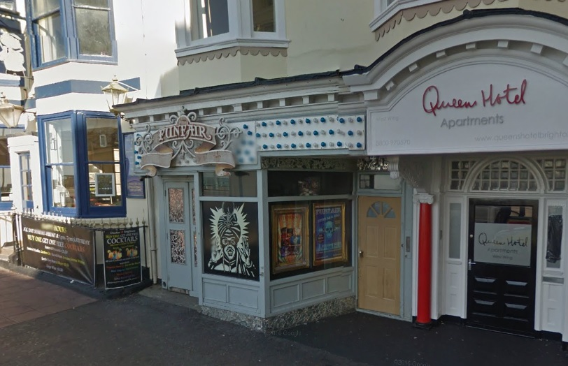 New Instruction: Brighton seafront nightclub with 4.30am licence (1,700 sq ft) To Let