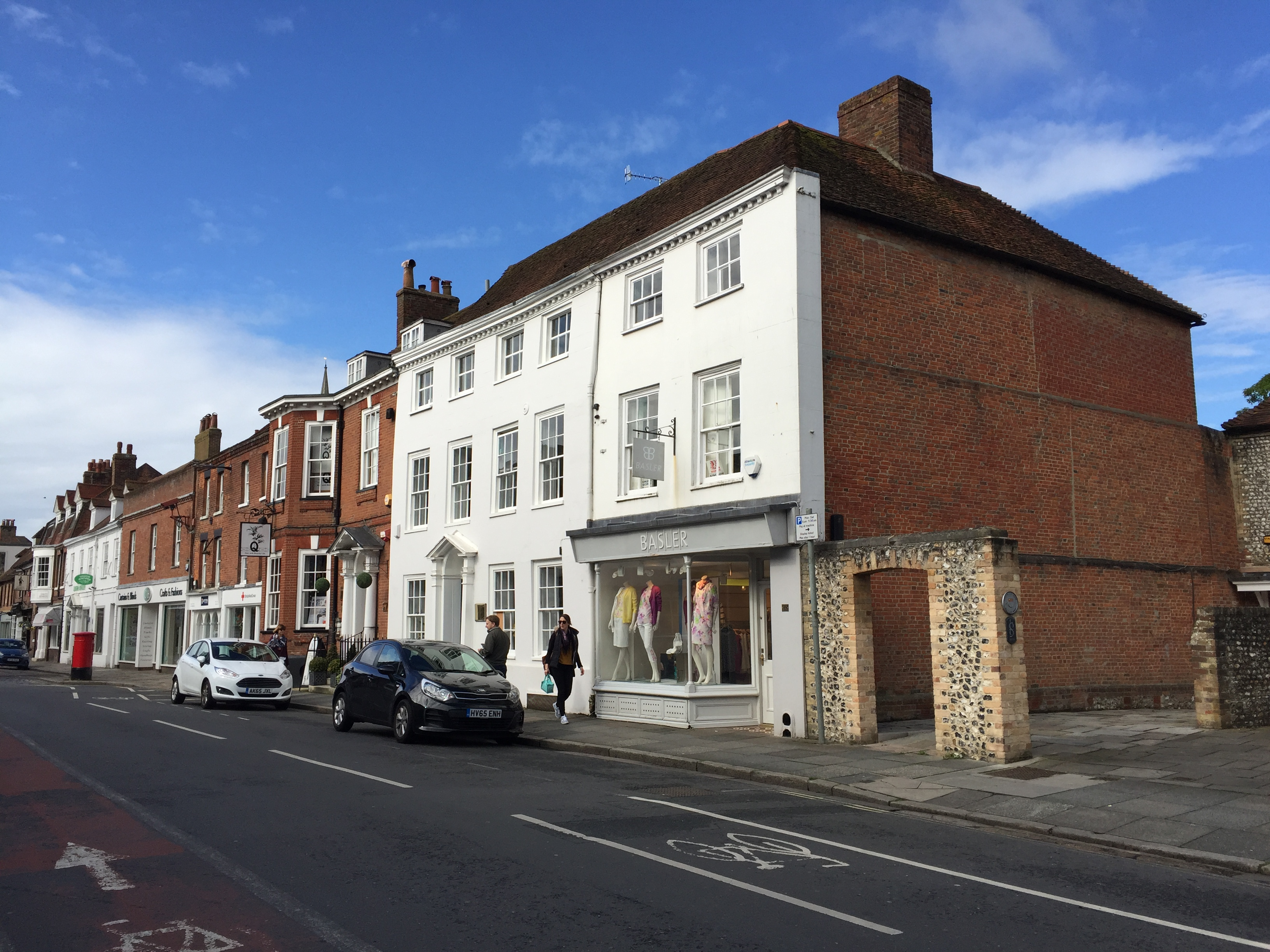 New Letting Completed - 39 North Street, Chichester