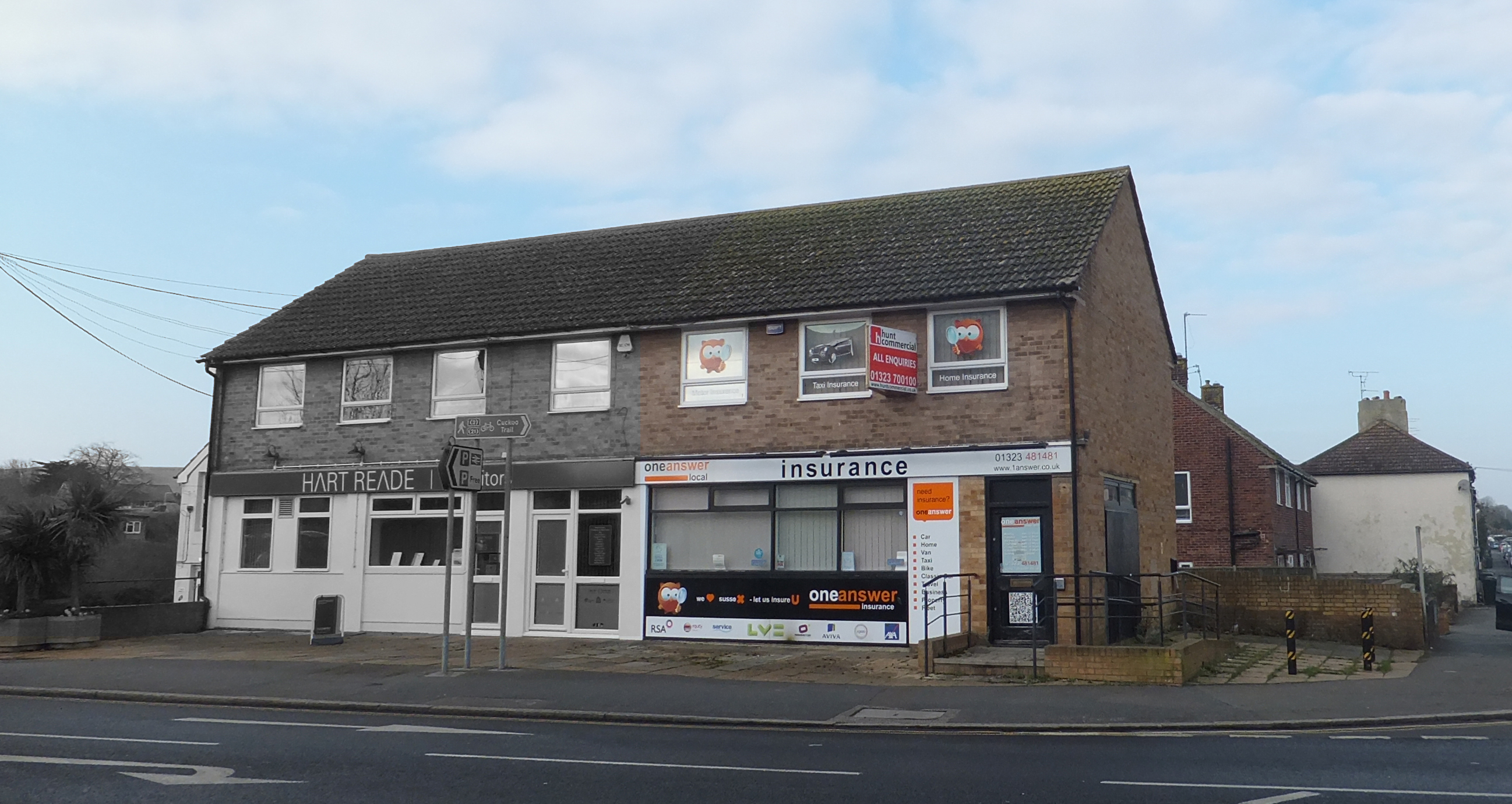 New Instruction: A1 / A2 premises in Polegate to let