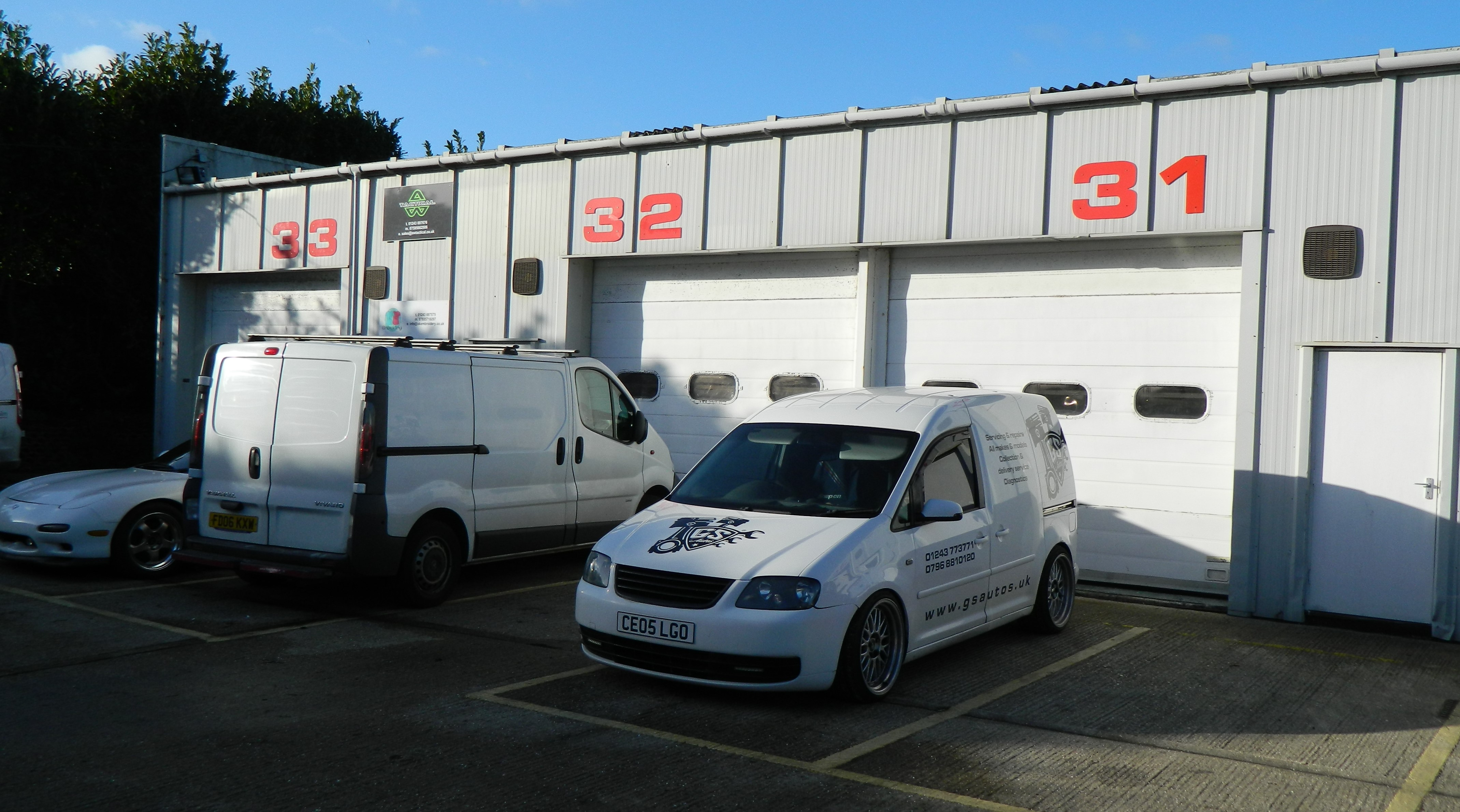 New Letting Completed - Unit 31 St James Industrial Estate, Chichester