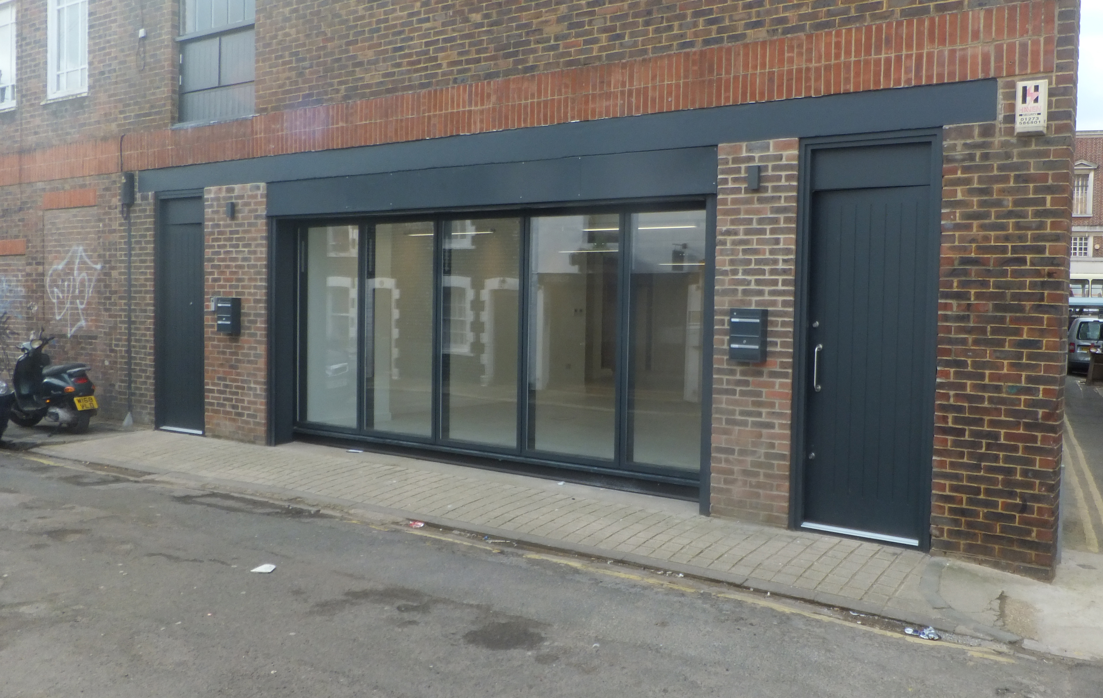 Deal Completed - 5b Brunswick Row
