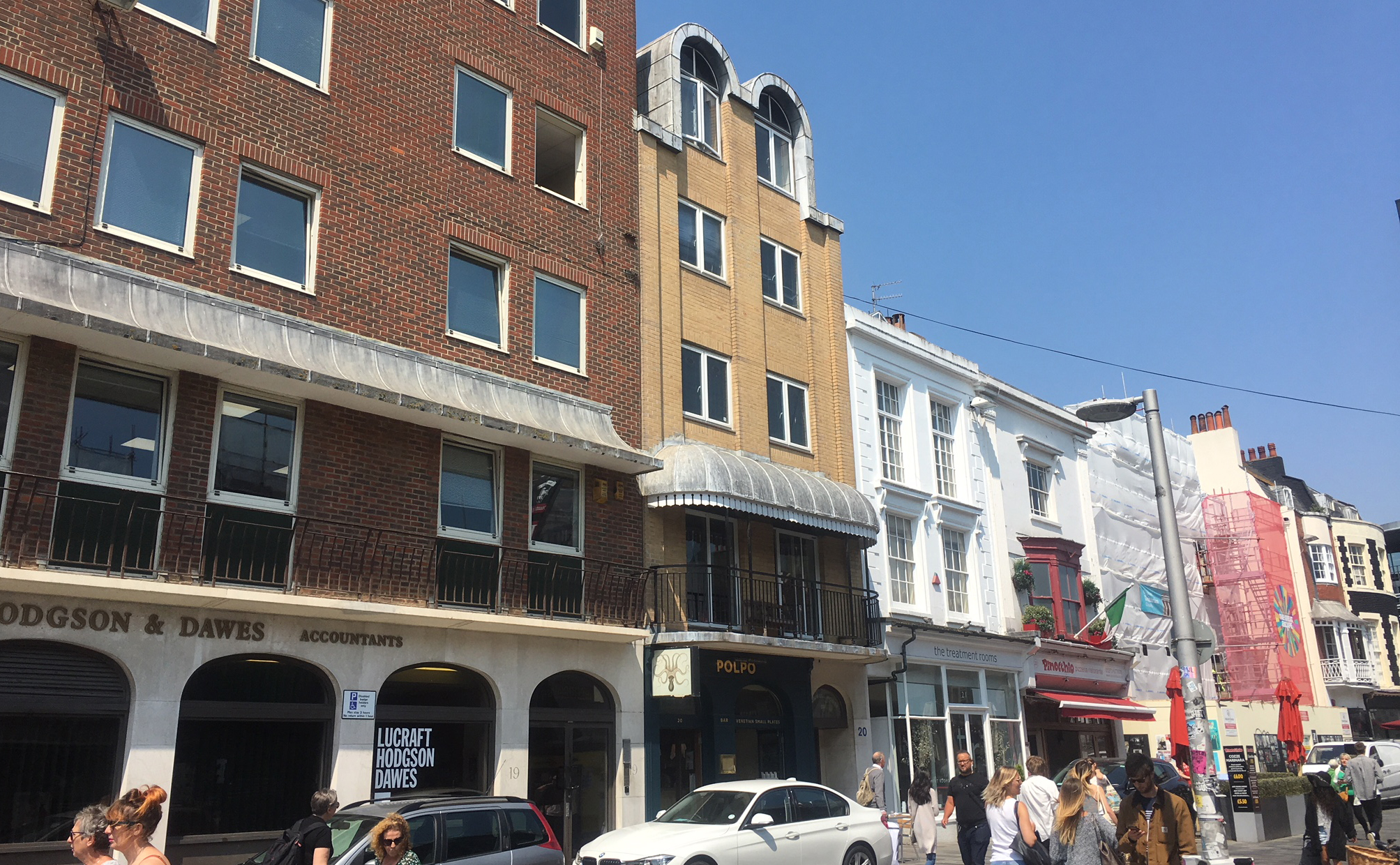 New instruction - Office in Brighton