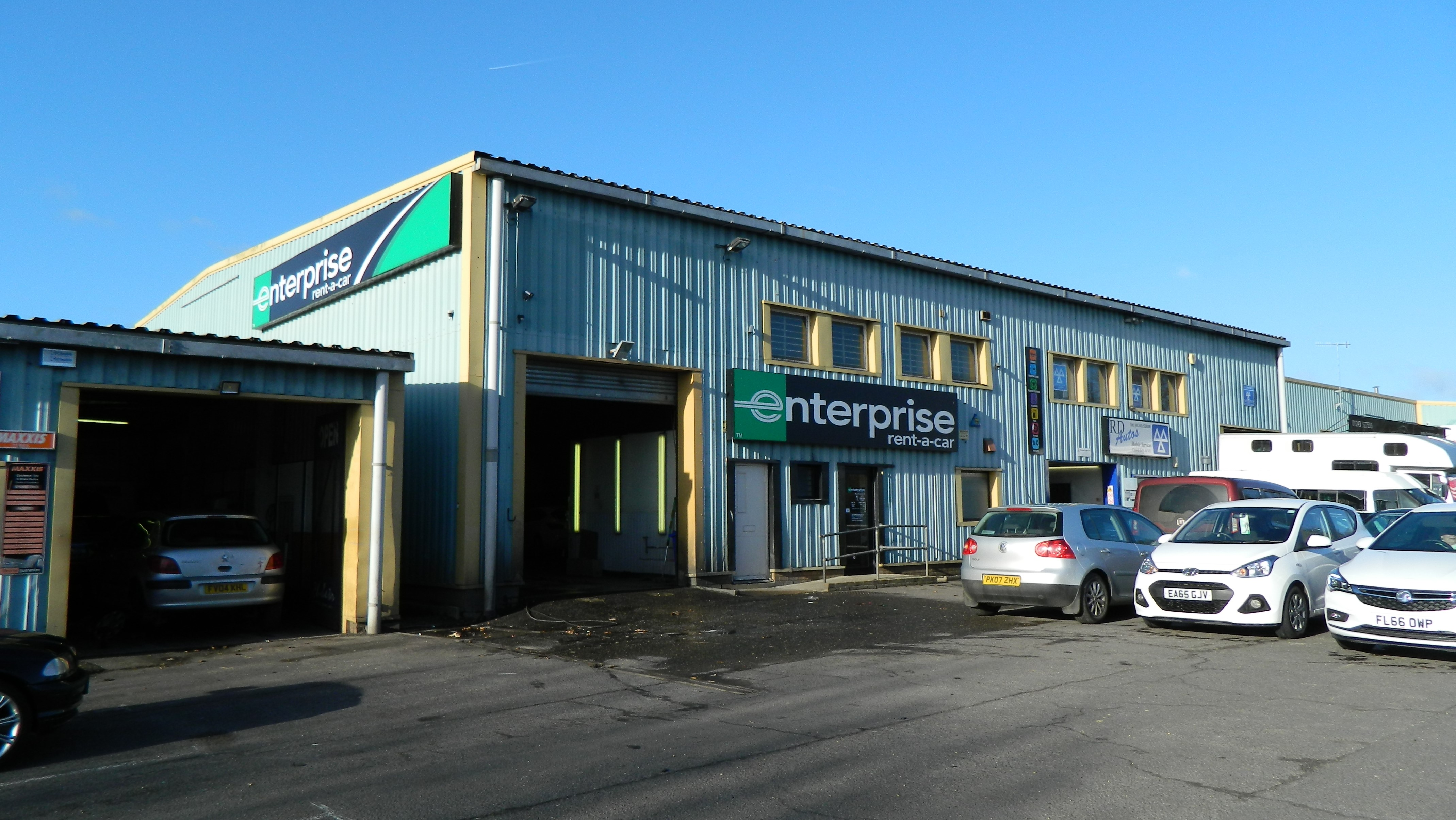 New Letting Completed – Unit 4 Woodruff Industual Estate, Chichester