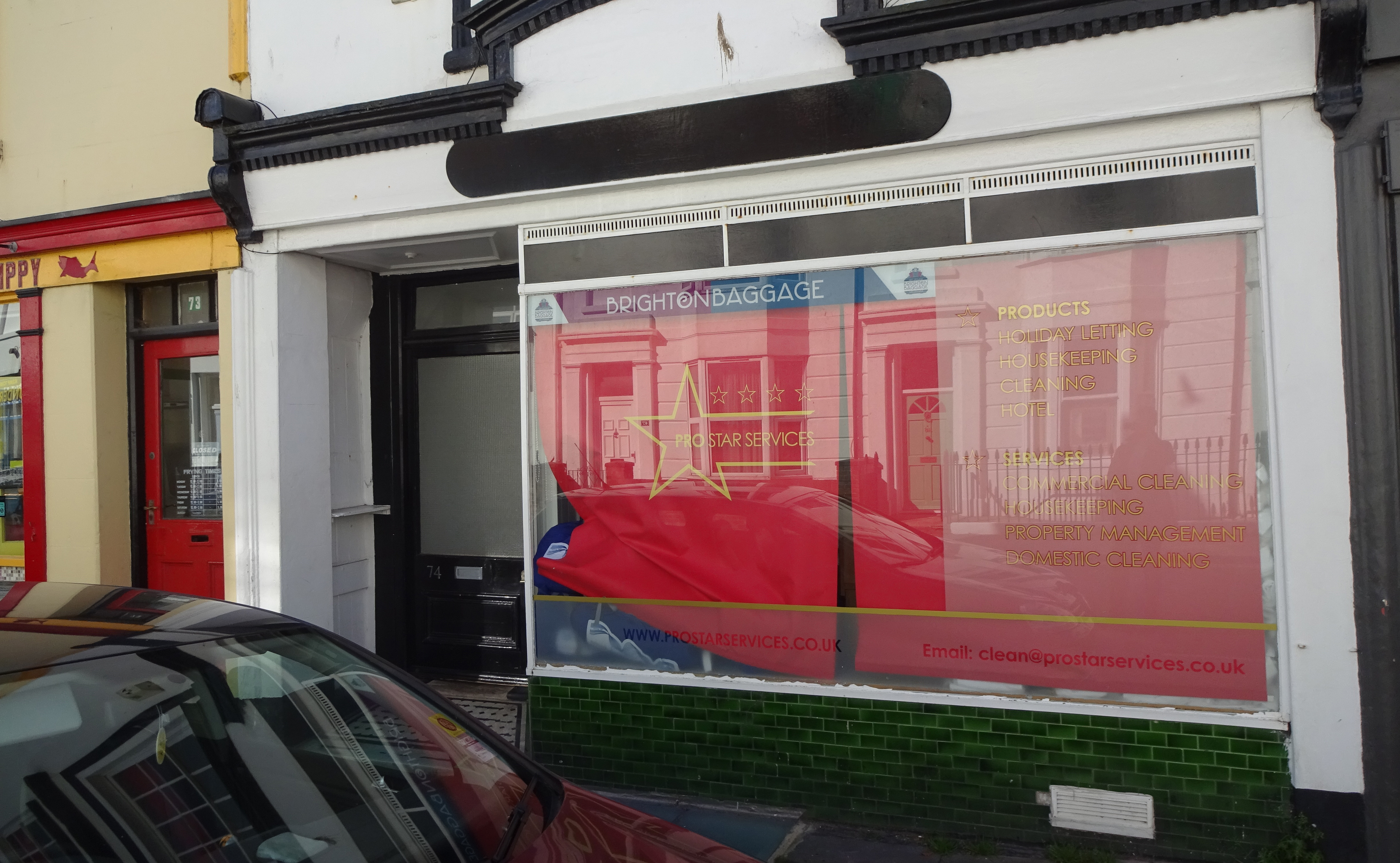 New Letting Completed - 74 St George's Road, Brighton